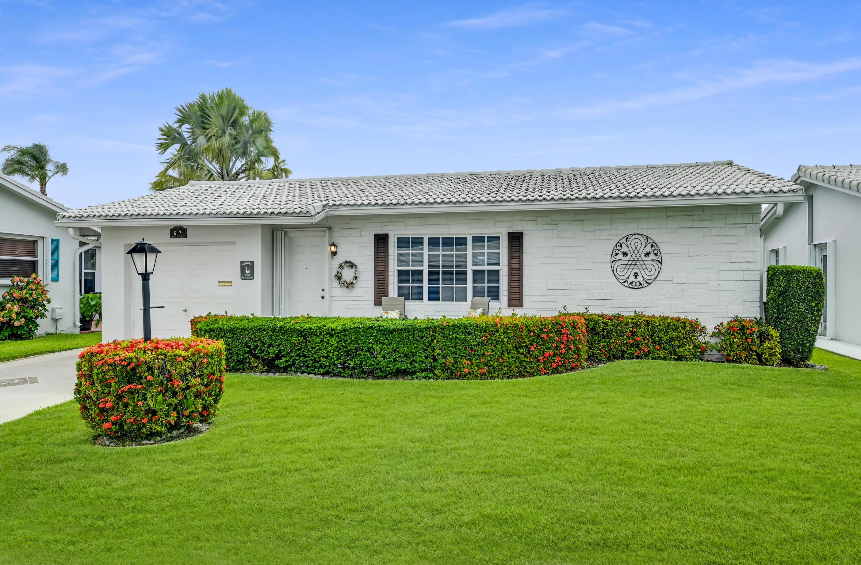 602 SW Golf Drive Boynton Beach, FL 33426