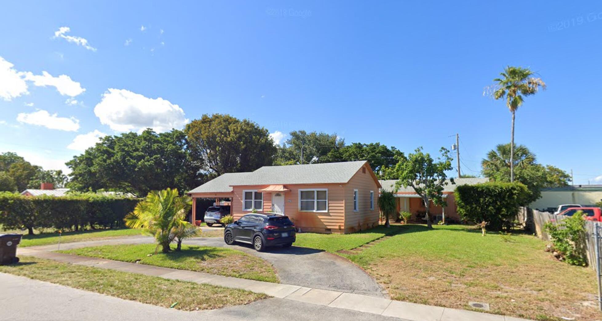 621 Hunter Street West Palm Beach, FL 33405