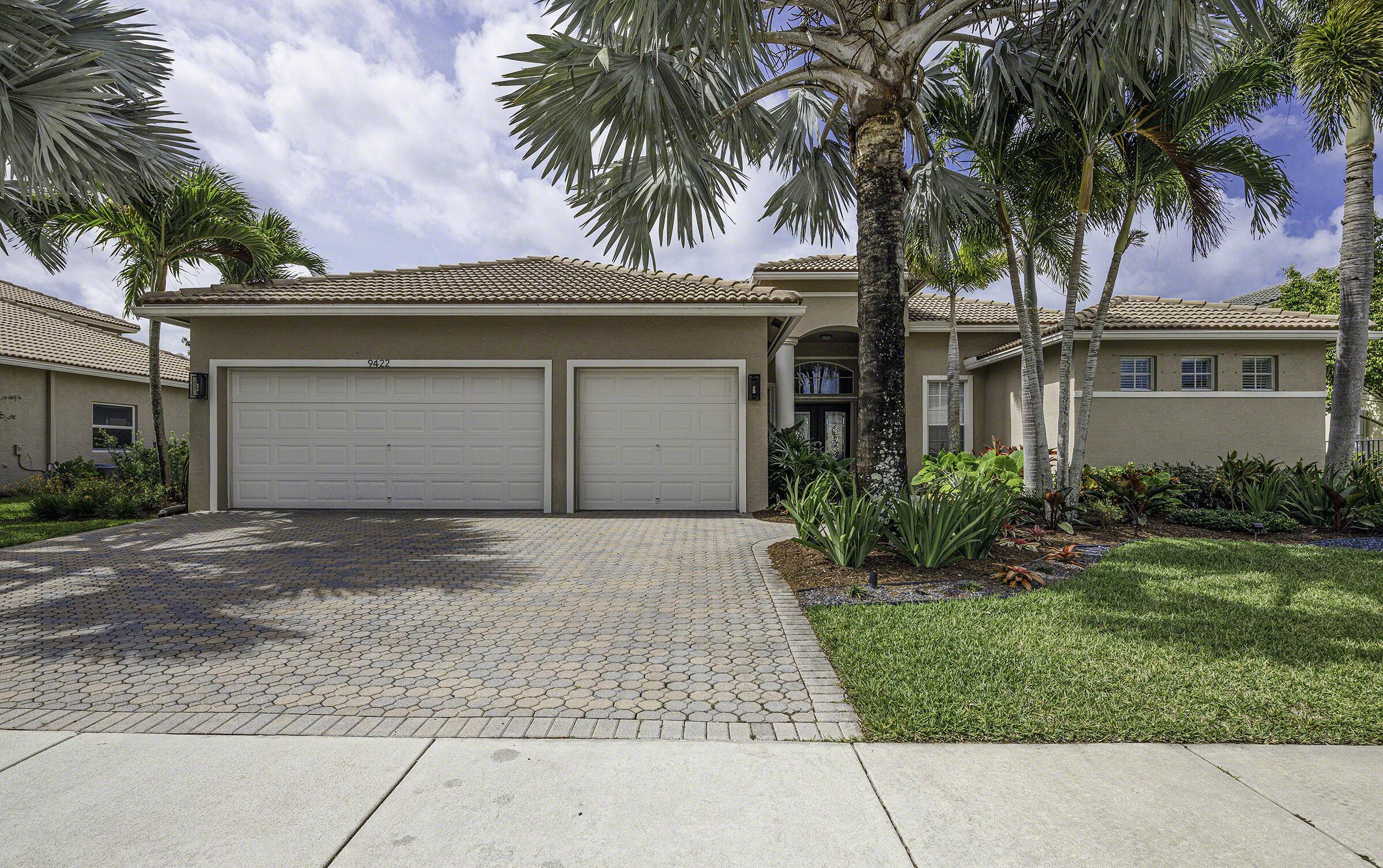 9422 Bristol Ridge Court West Palm Beach, FL 33411