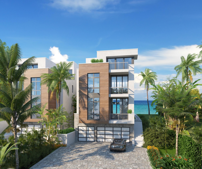 Modern Oasis on the Ocean