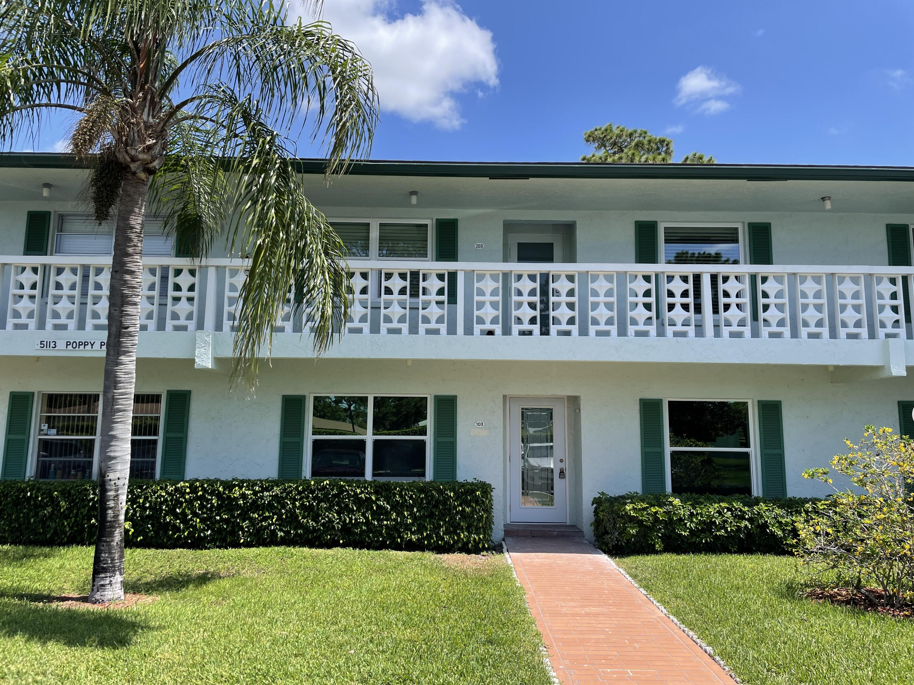 5113  Poppy Place 103 For Sale 10718736, FL