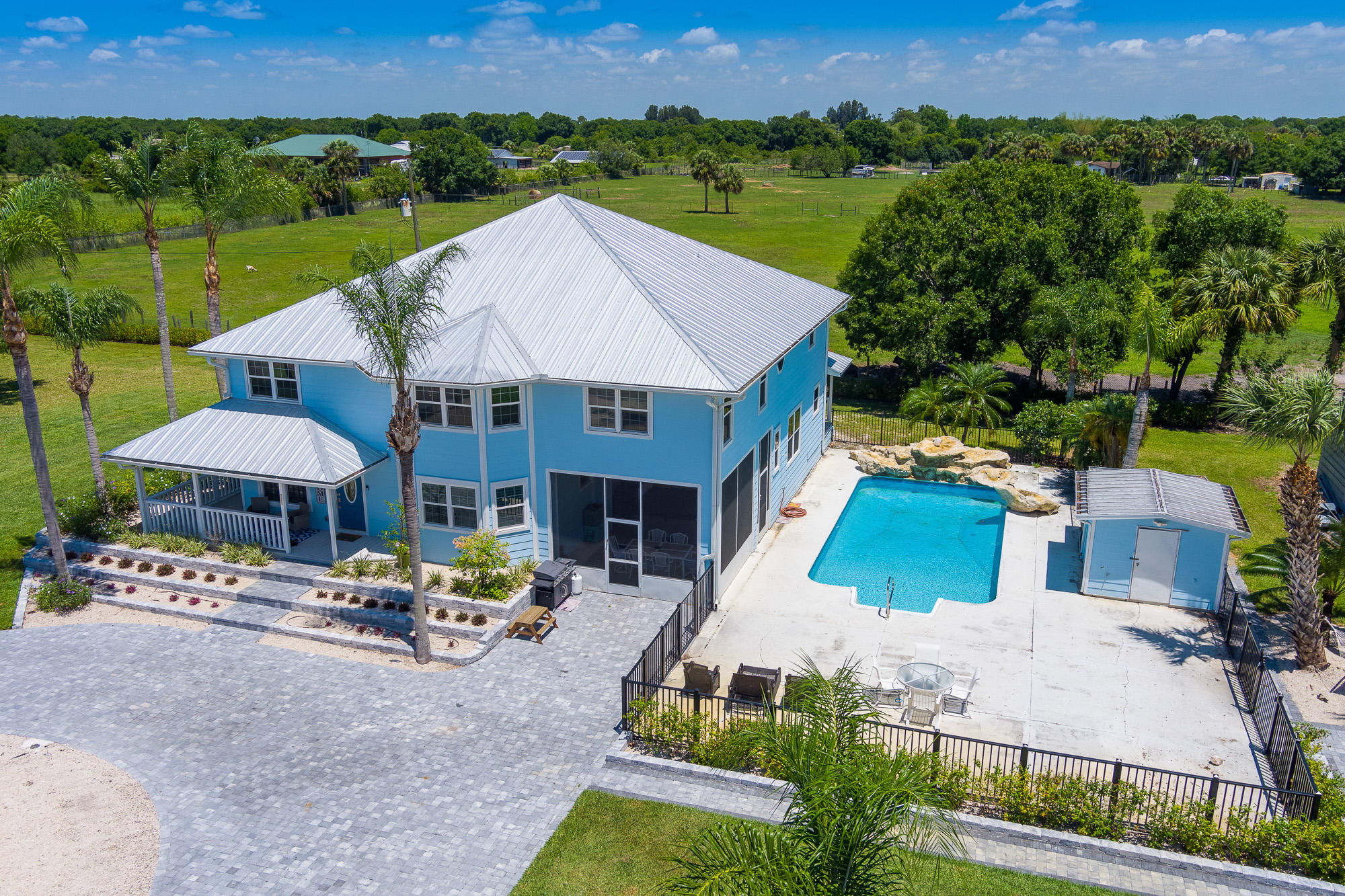 Home for sale in PLAYLAND PARK ACRES 58 Okeechobee Florida
