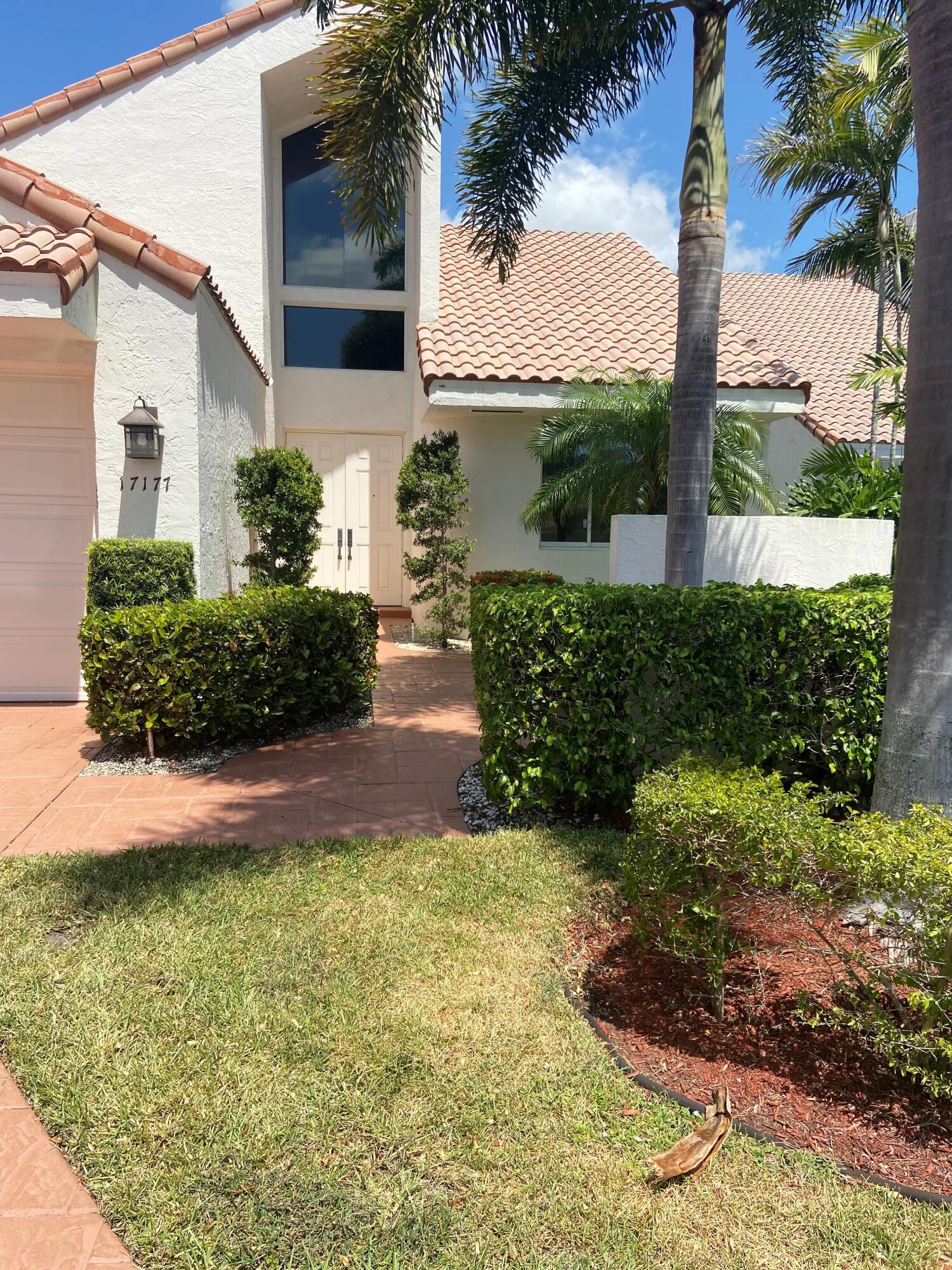 17177 Newport Club Drive Boca Raton, FL 33496