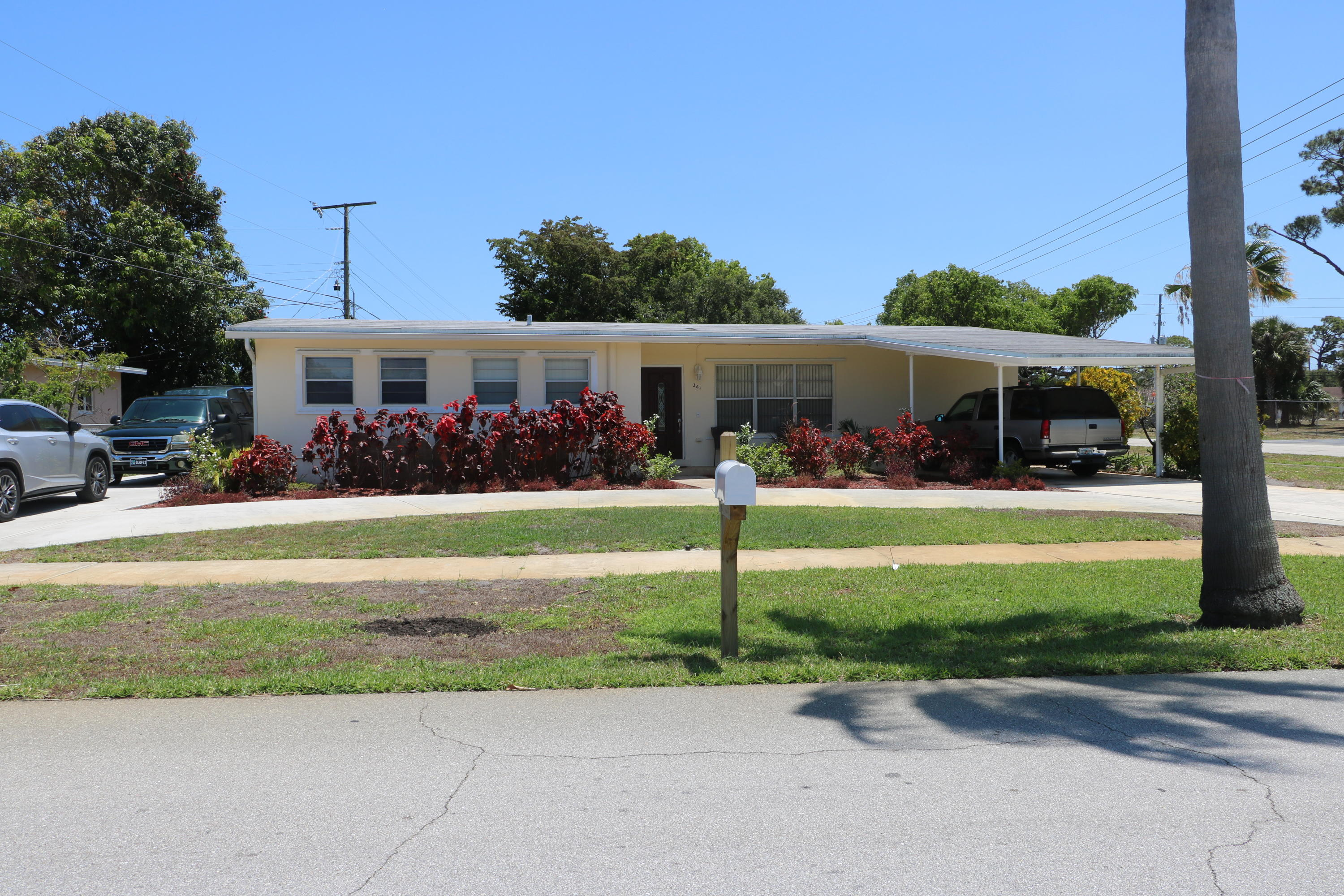 Home for sale in PALM SPRINGS VILLAGE PL 2 IN PB 25 PGS 48 TO 50 INC Palm Springs Florida