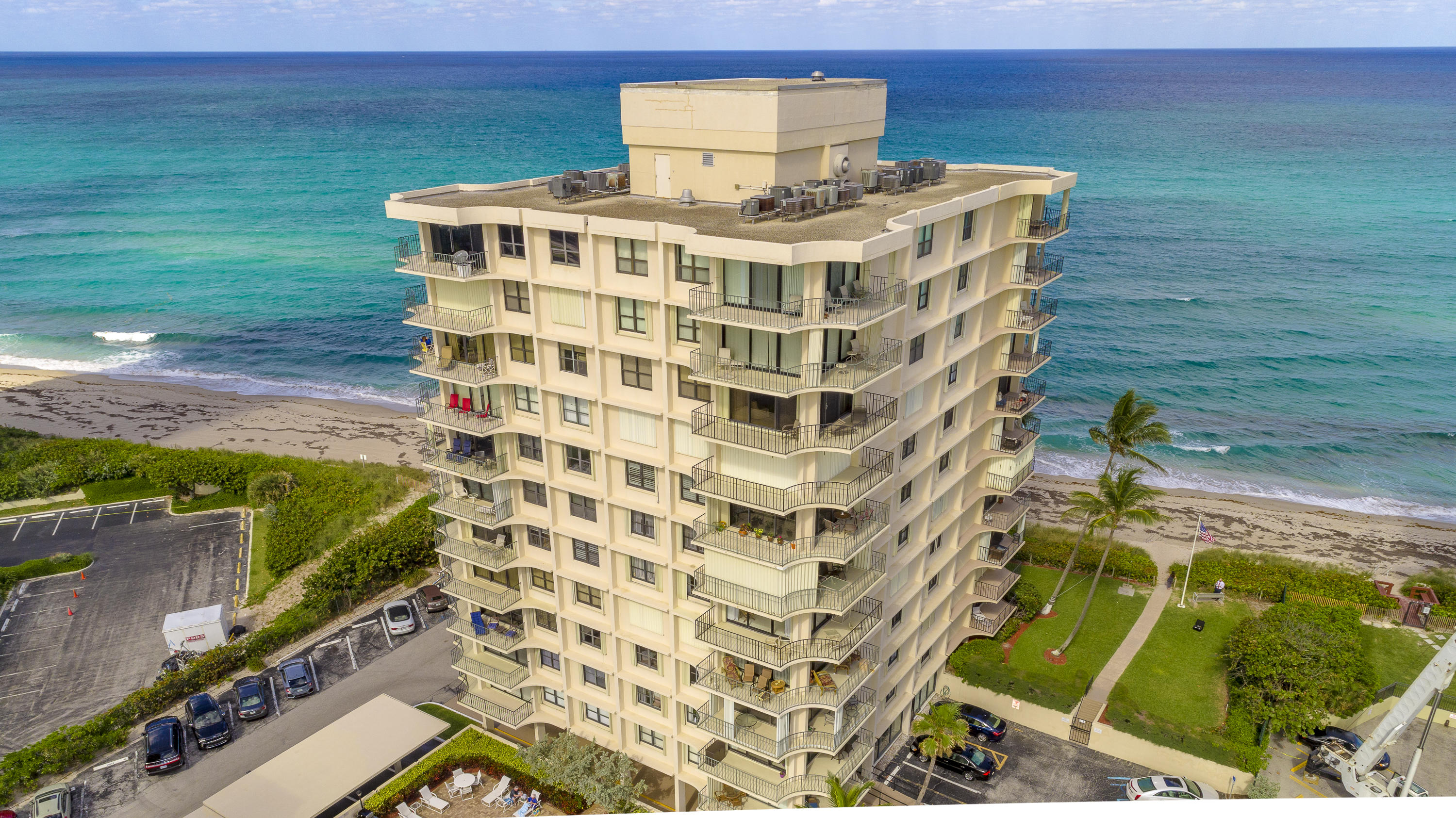 This beautiful updated light and bright condo is located at the desirable northern end of Singer Island. Enjoy views of pool, intracoastal and ocean from your wrap-around balcony. Dunes Towers amenities include, private beach access, heated pool, gym, clubhouse, bike storage, and pool area includes gas grills for you to enjoy. Only 4 units per floor! Come see what island living is all about!