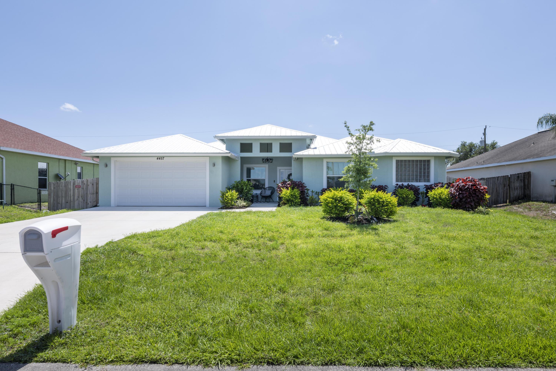4457 SW Idlewild Street Port Saint Lucie, FL 34953