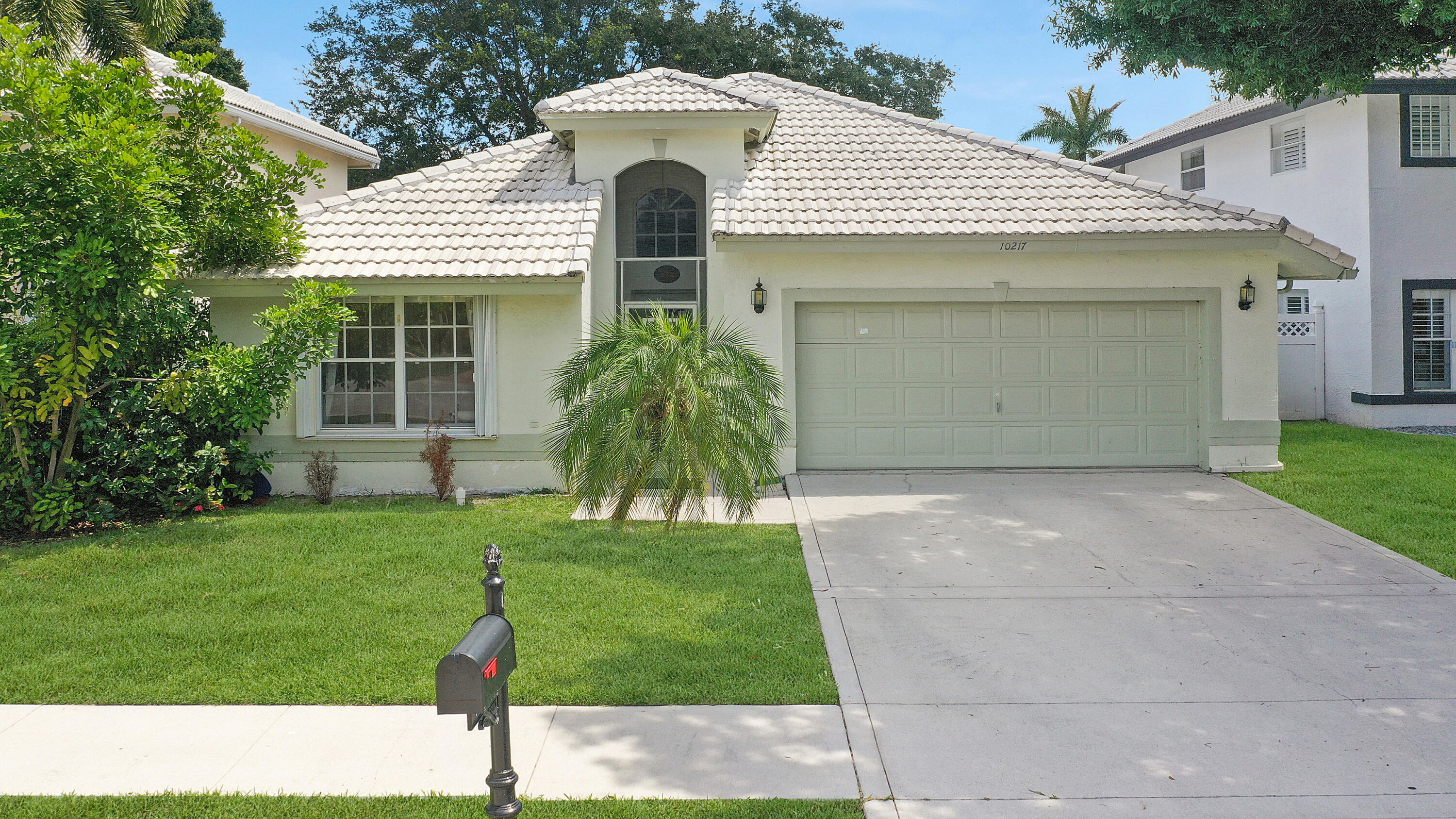 Home for sale in Meadow Lakes Boca Raton Florida