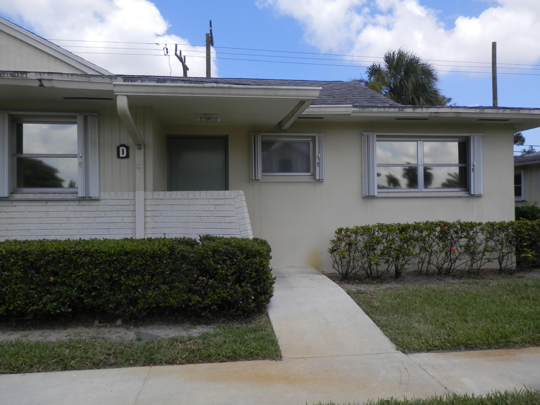 4790 Cresthaven Boulevard D  West Palm Beach FL 33415