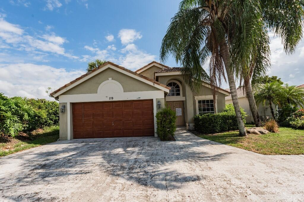 119 Belmont Drive Royal Palm Beach, FL 33411