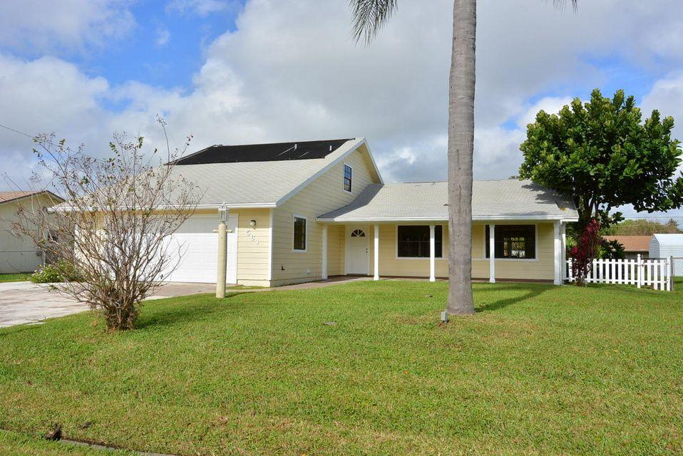 Home for sale in port st lucie-section 03 Port Saint Lucie Florida