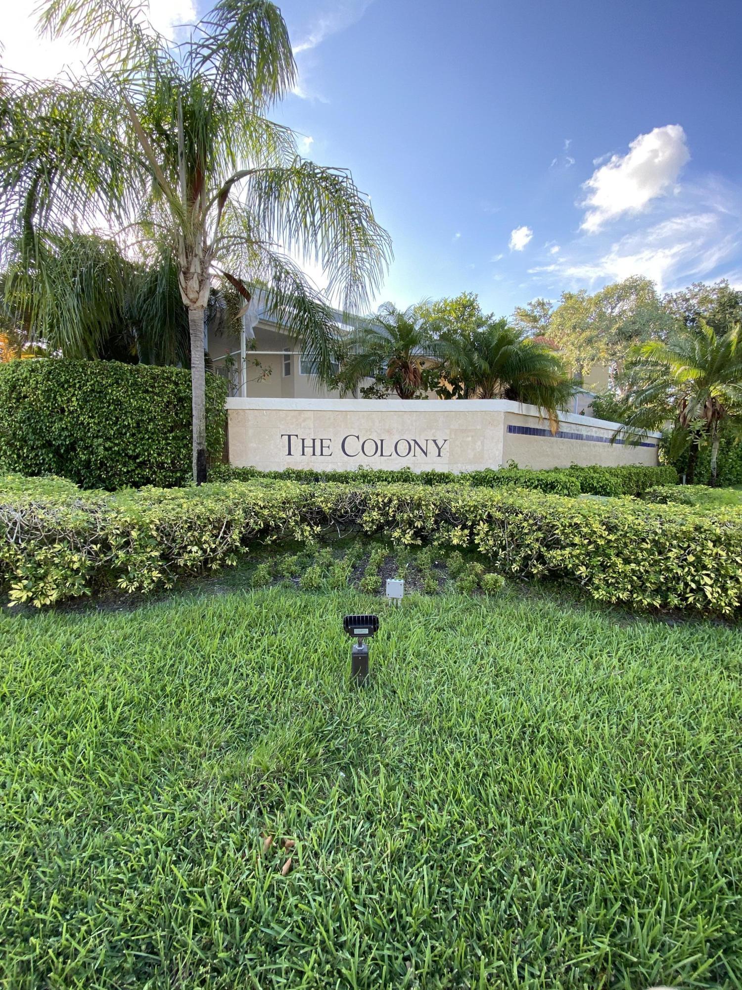 Home for sale in Boca Club Colony Boca Raton Florida