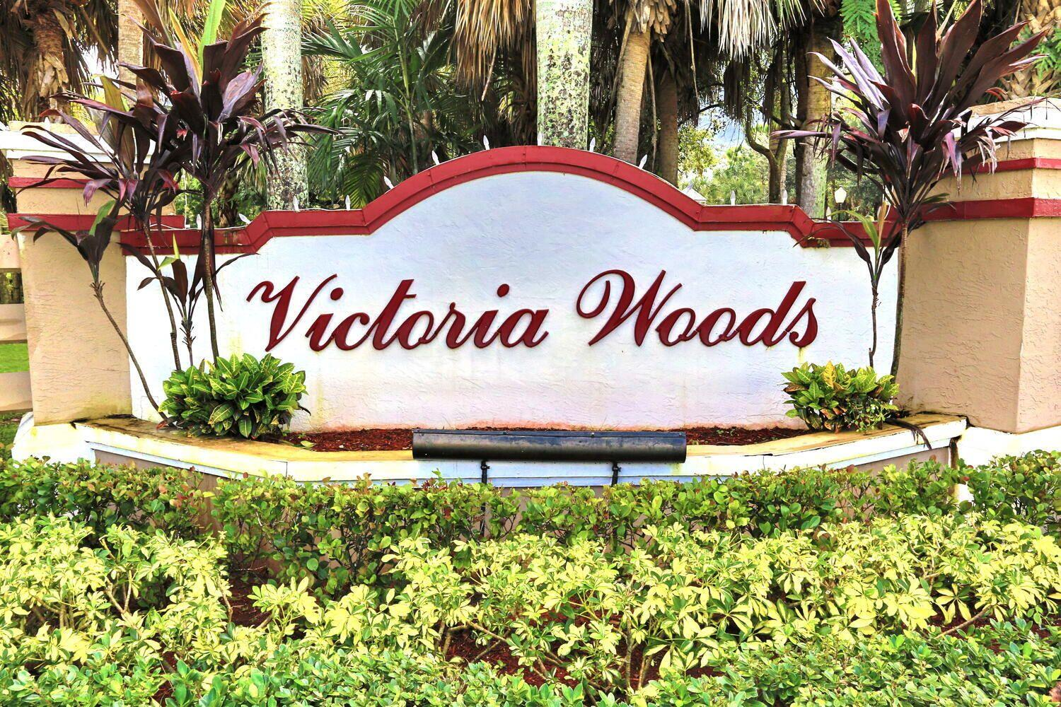 Home for sale in Victoria Woods 02 West Palm Beach Florida