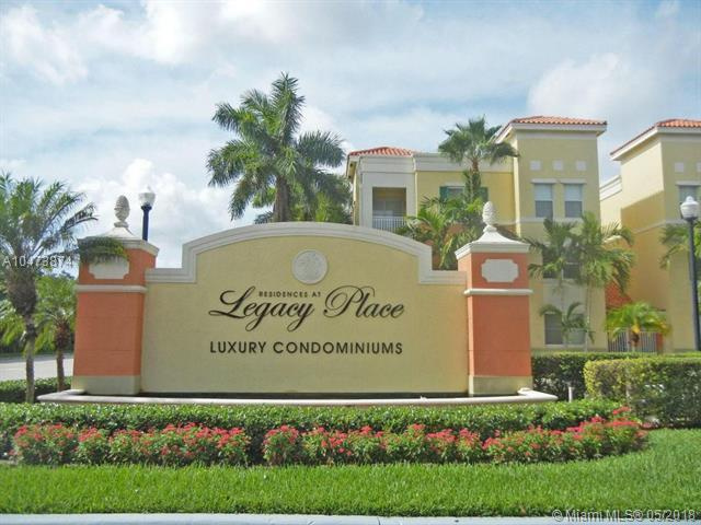 BEAUTIFULLY FURNISHED, LIGHT AND BRIGHT 3 BEDROOM/2 BATH OPEN FLOOR PLAN WITH LAKE VIEWS. CERAMIC TILE AND WOOD THROUGHOUT (NO CARPET), COVERED BALCONY OFF LIVING ROOM, LARGE TV IN LIVING ROOM, SEPARATE TV IN MASTER, WALK IN CLOSETS, FULL SIZE WASHER/DRYER, PLENTY OF STORAGE, ASSIGNED PARKING SPACE. LEGACY IS A GATED COMMUNITY IN THE HEART OF PALM BEACH GARDENS, SHORT DISTANCE TO THE GARDENS MALL, MOVIES, SHOPS & RESTAURANTS. CONVENIENT TO BEACHES AND I95. COMMUNITY HAS HEATED POOL, SPA/HOT TUB, FITNESS CENTER, TENNIS COURTS, CLUBHOUSE & MANAGER ON SITE. NO PETS, NO SMOKING, FURNISHED ONLY.