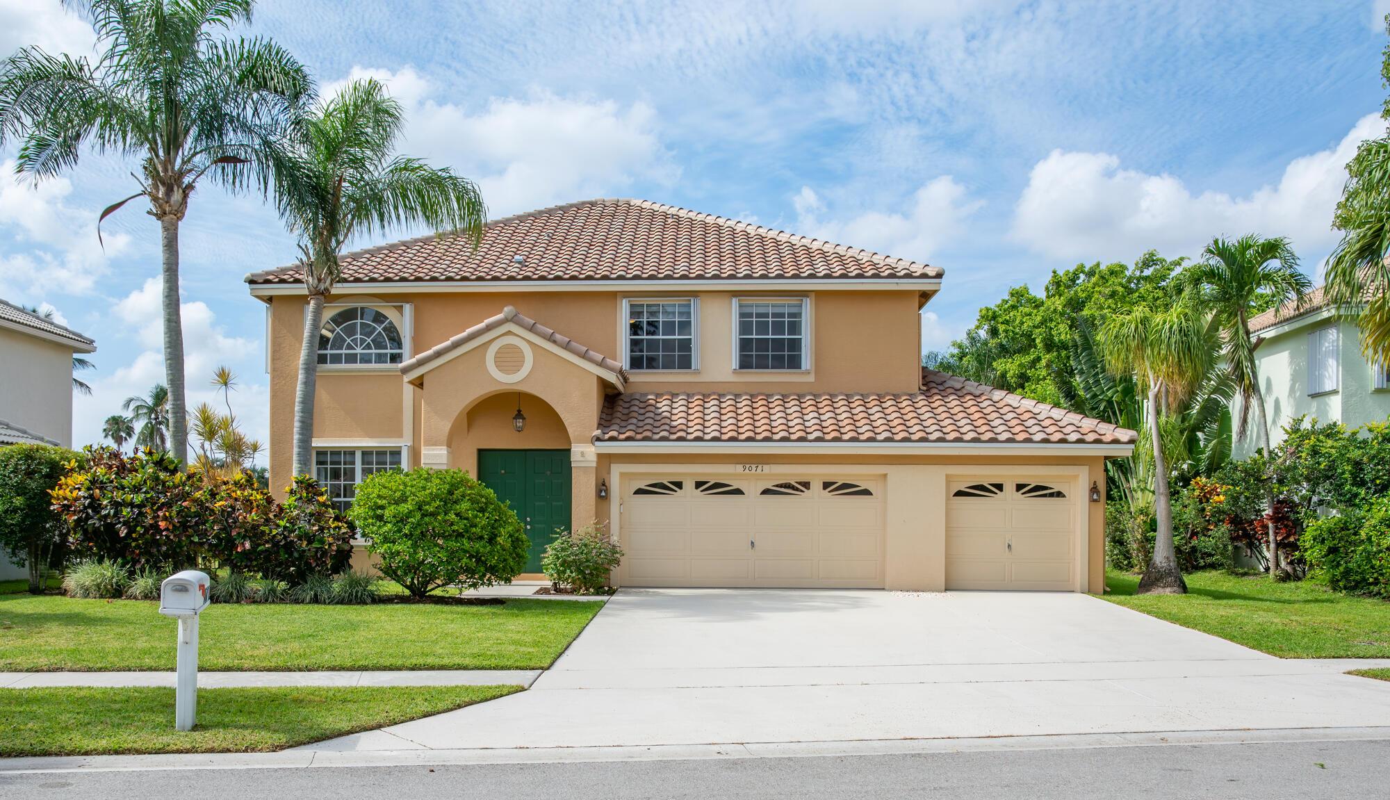 9071 Picot Court Boynton Beach, FL 33472