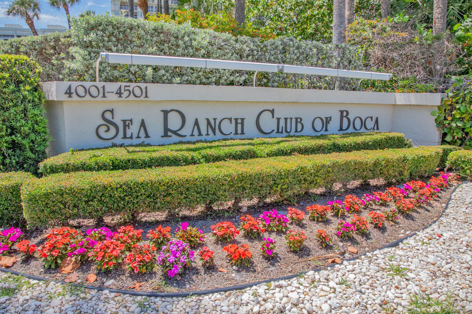 4201 N Ocean Boulevard 307 For Sale 10718103, FL