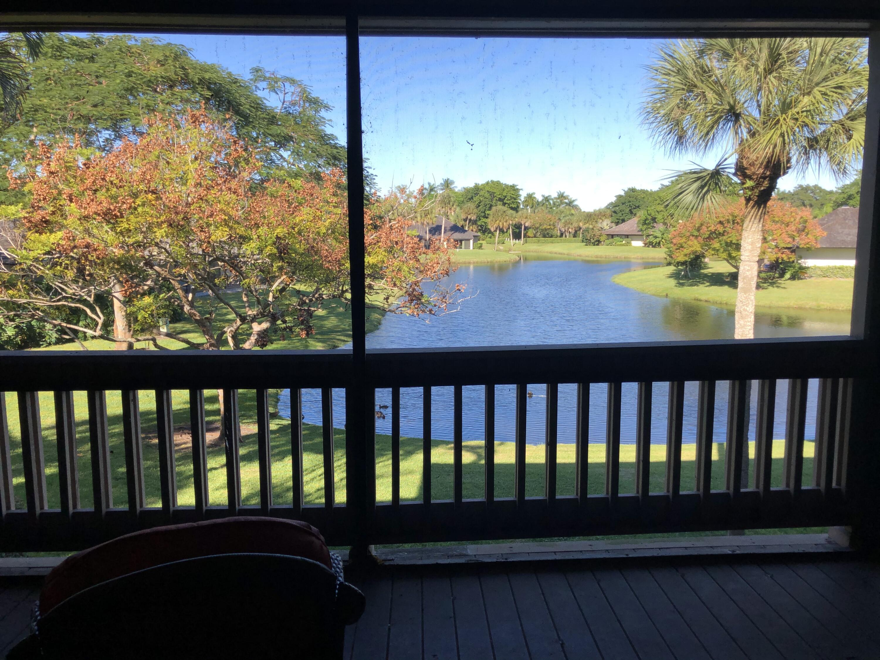 View off Back Patio