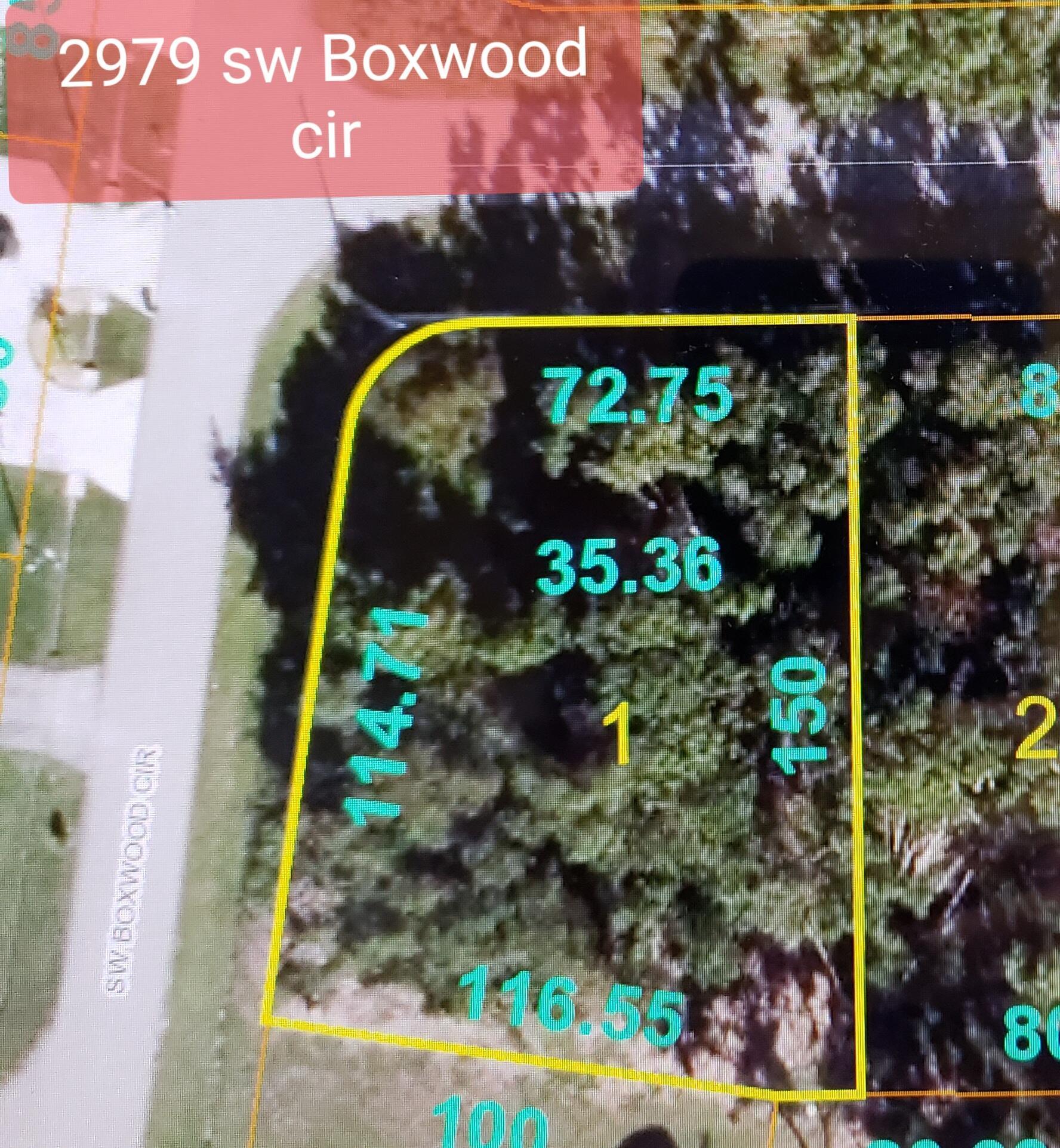 Listing Details for 2979 Boxwood Circle Sw, Port Saint Lucie, FL 34953