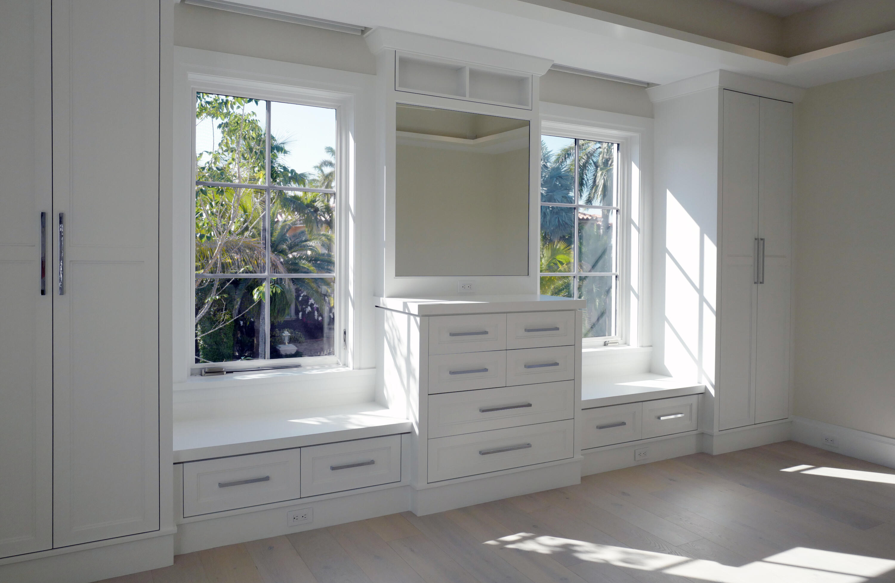 Millwork previous project