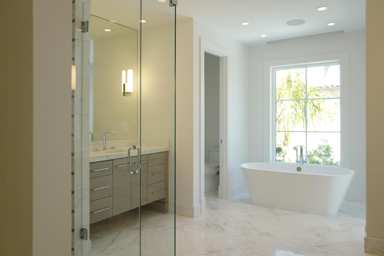 Master bath concept previous project
