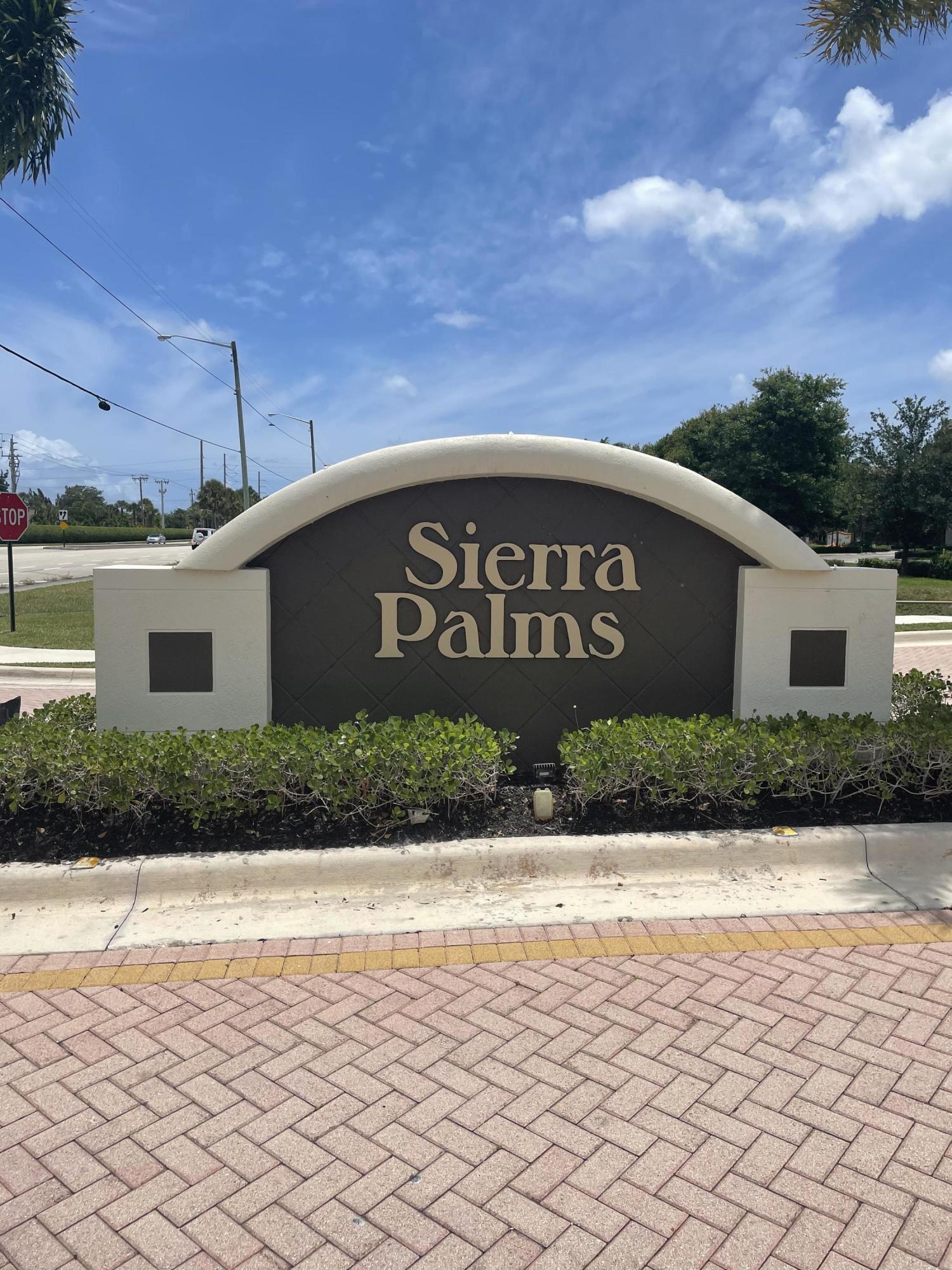 16081  Sierra Palms Drive  For Sale 10720672, FL