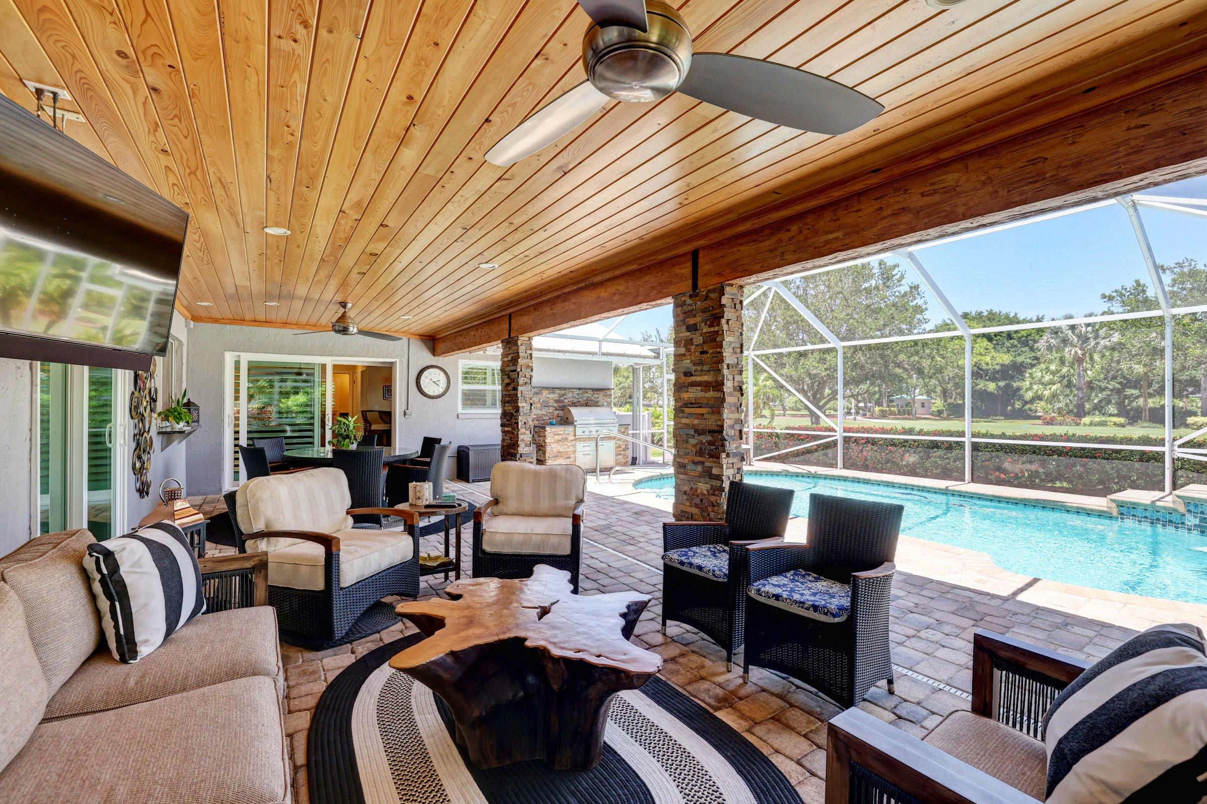 Home for sale in Yacht & Country Club Of Stuart Ycc Stuart Florida
