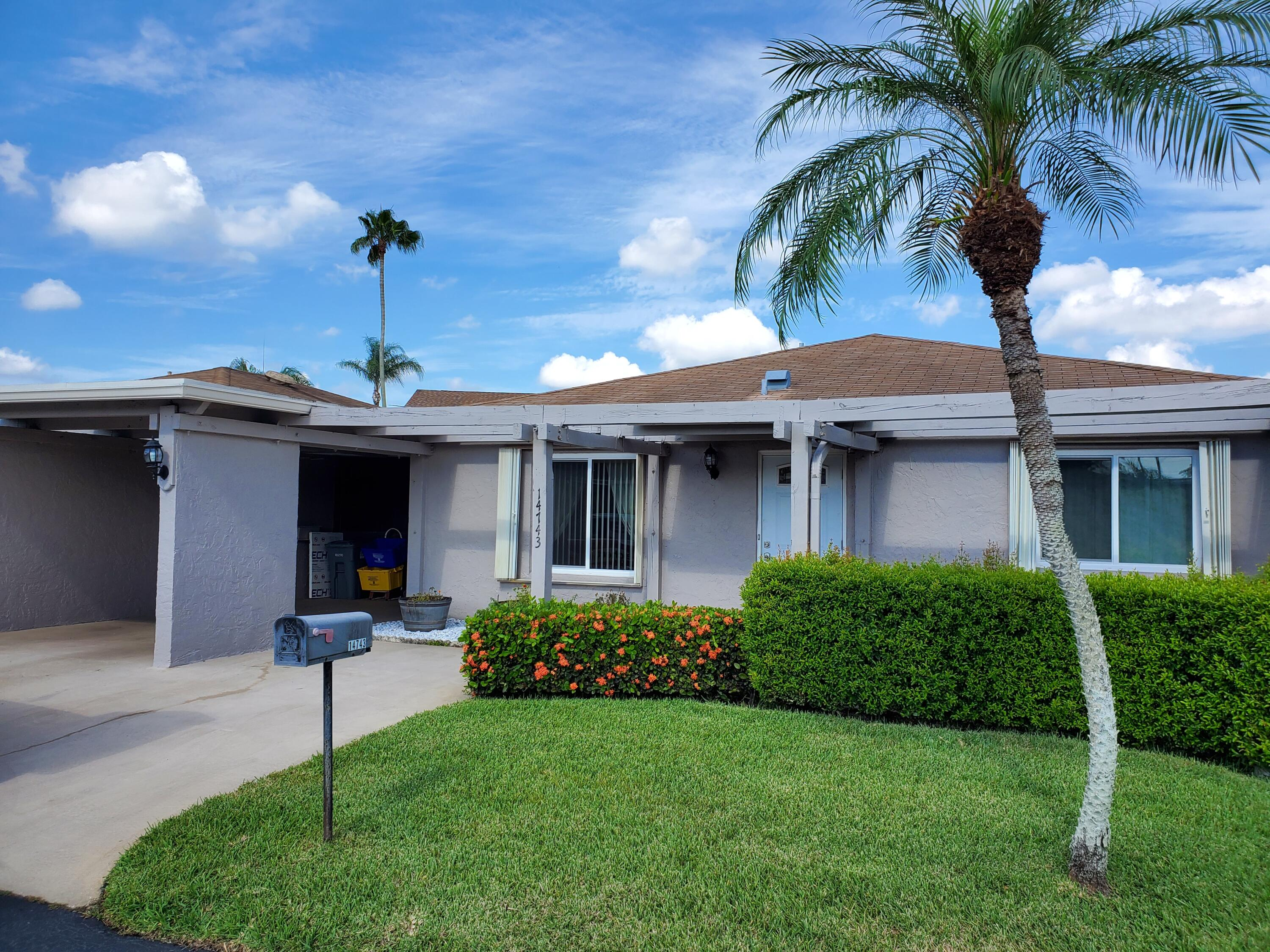 Home for sale in Village Of Oriole At Camelot Delray Beach Florida