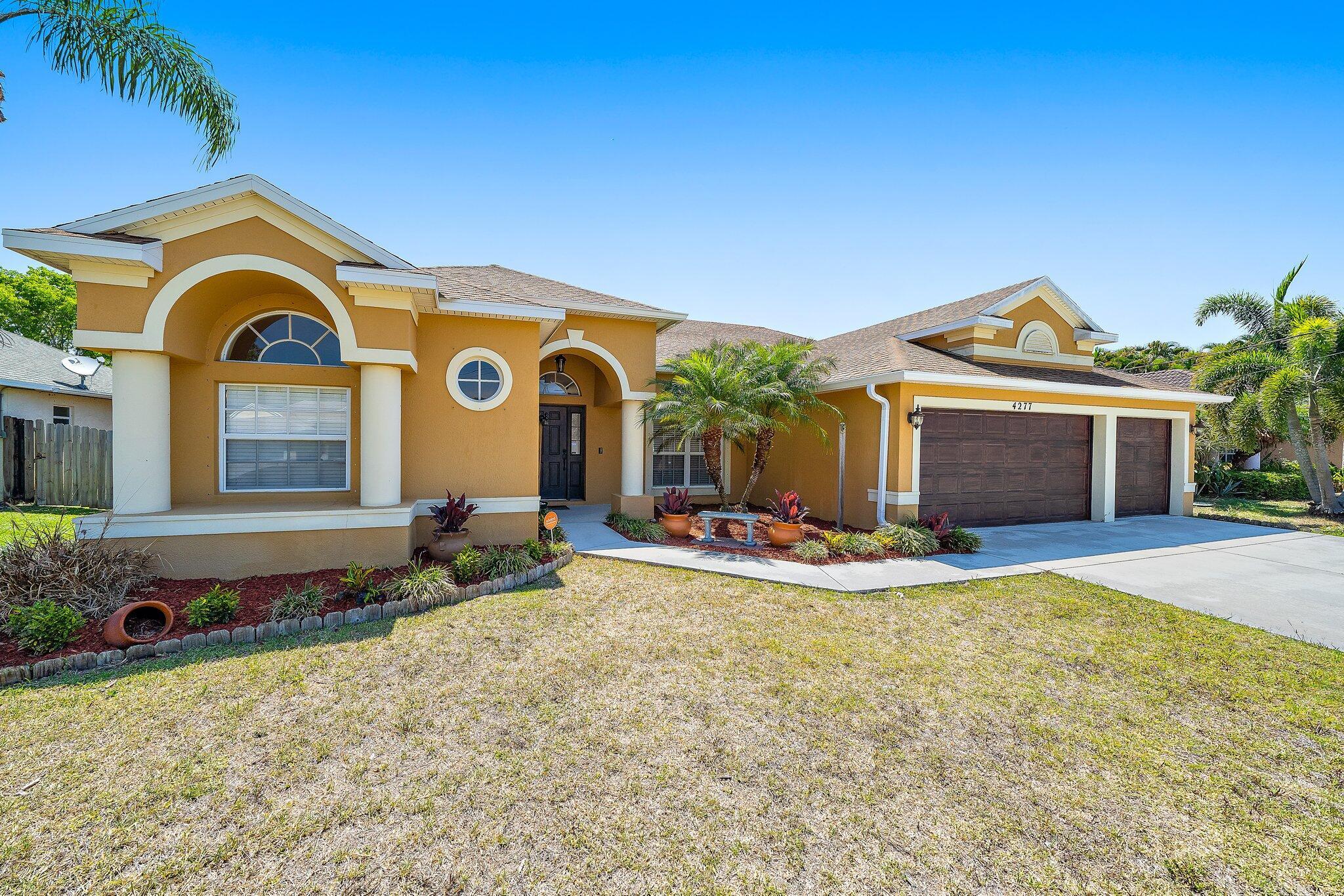 Details for 4277 Oblique Street Sw, Port Saint Lucie, FL 34953