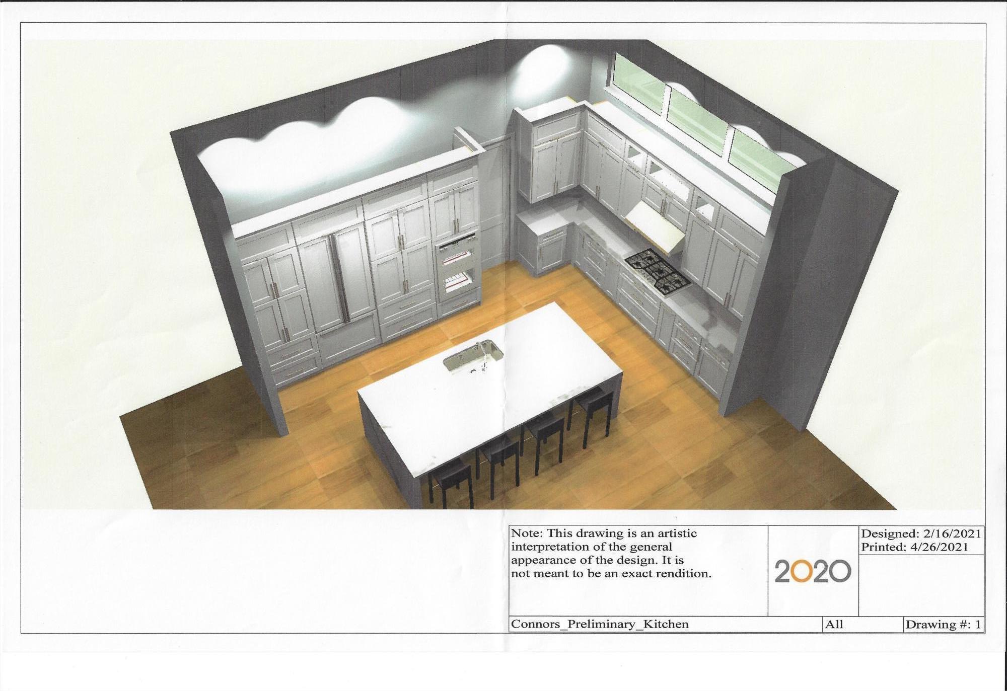 New Kitchen Deisgn