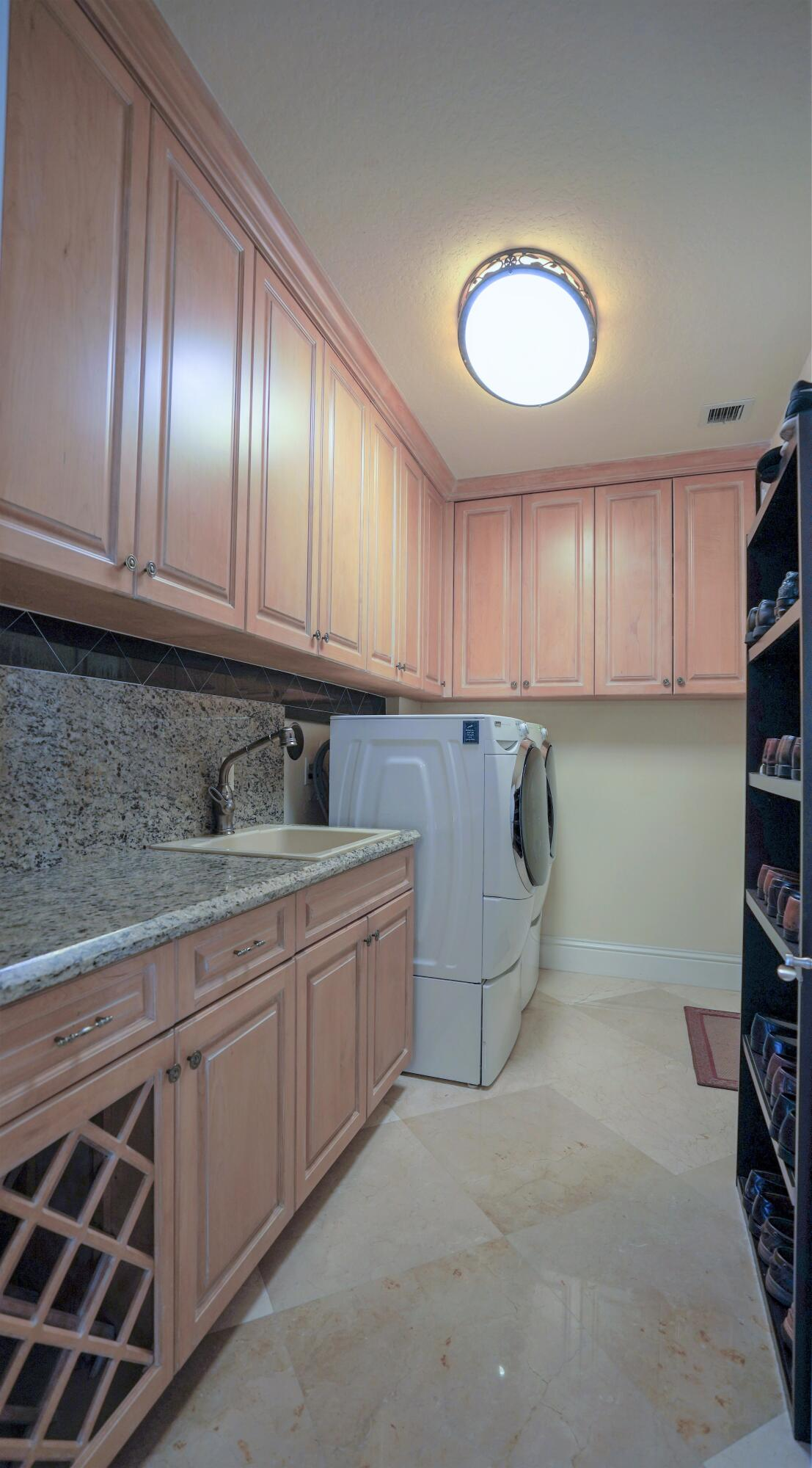 Laundry Room/Safe Room