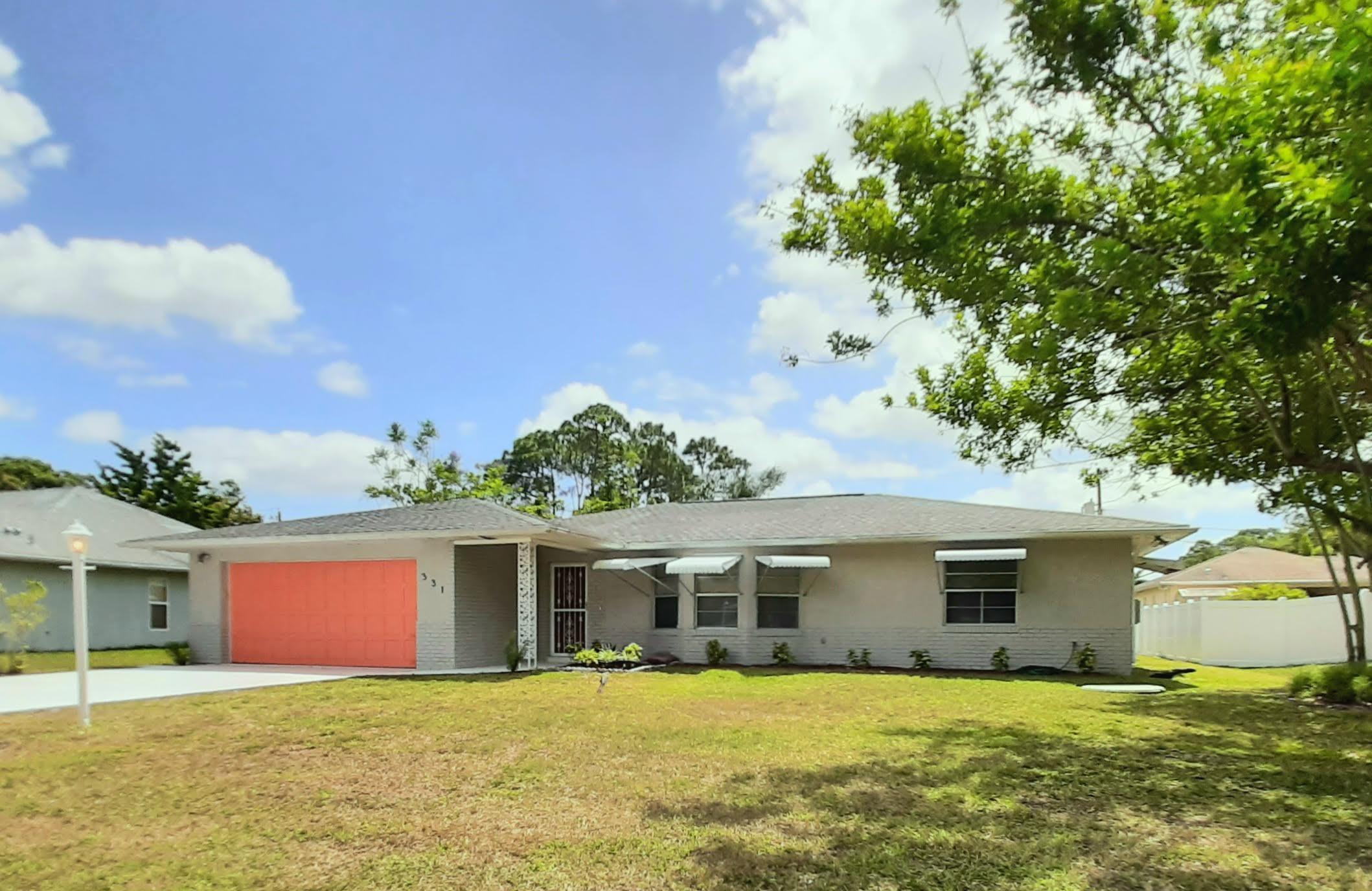 331 NW Camrose Street - 34983 - FL - Port Saint Lucie