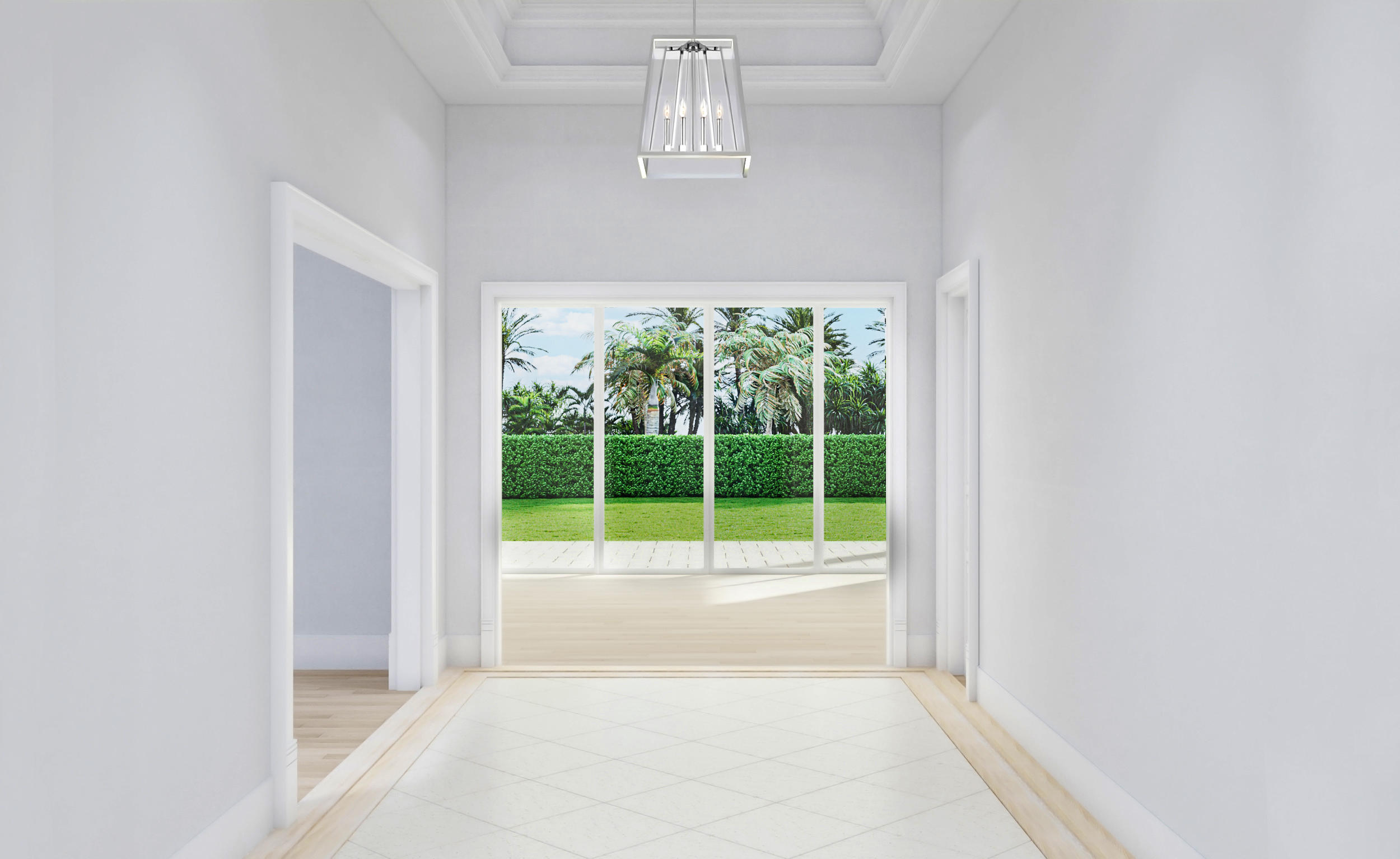 Hall Rendering