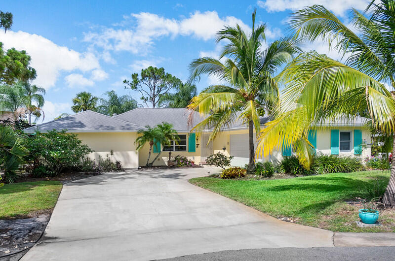 Home for sale in Little Club/ Iroquois Park Tequesta Florida