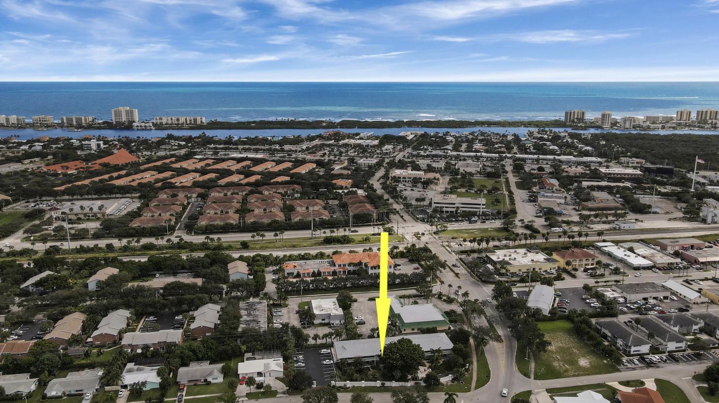 Home for sale in Blair House Condominium Jupiter Florida
