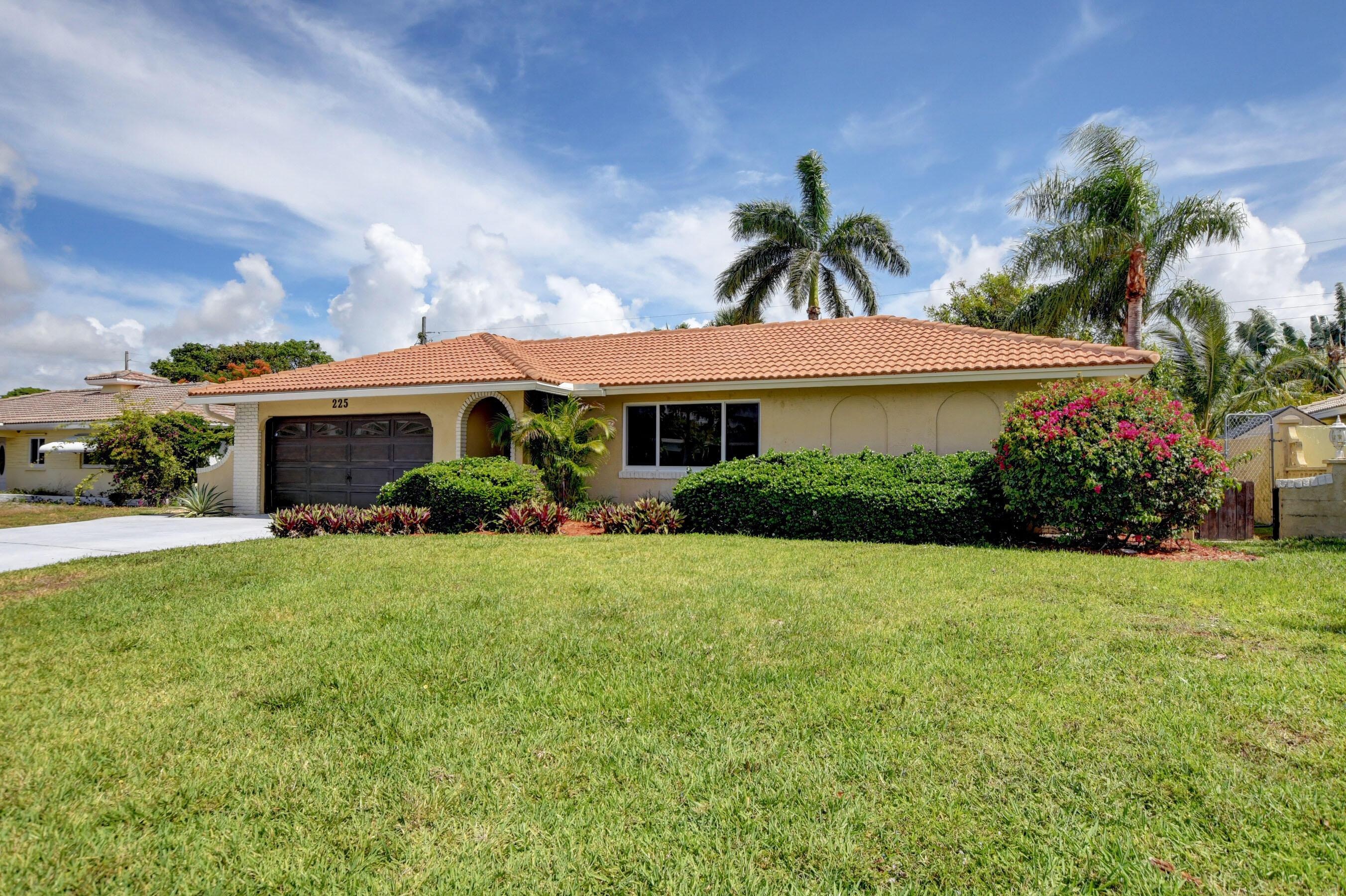 225 NE 24th Court Boca Raton, FL 33431