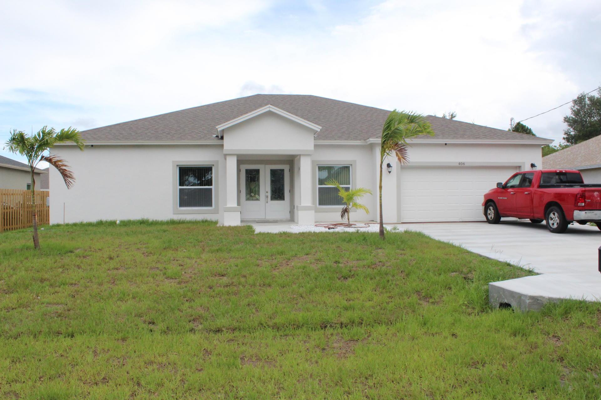 Details for 406 Ridgecrest Drive Sw, Port Saint Lucie, FL 34953