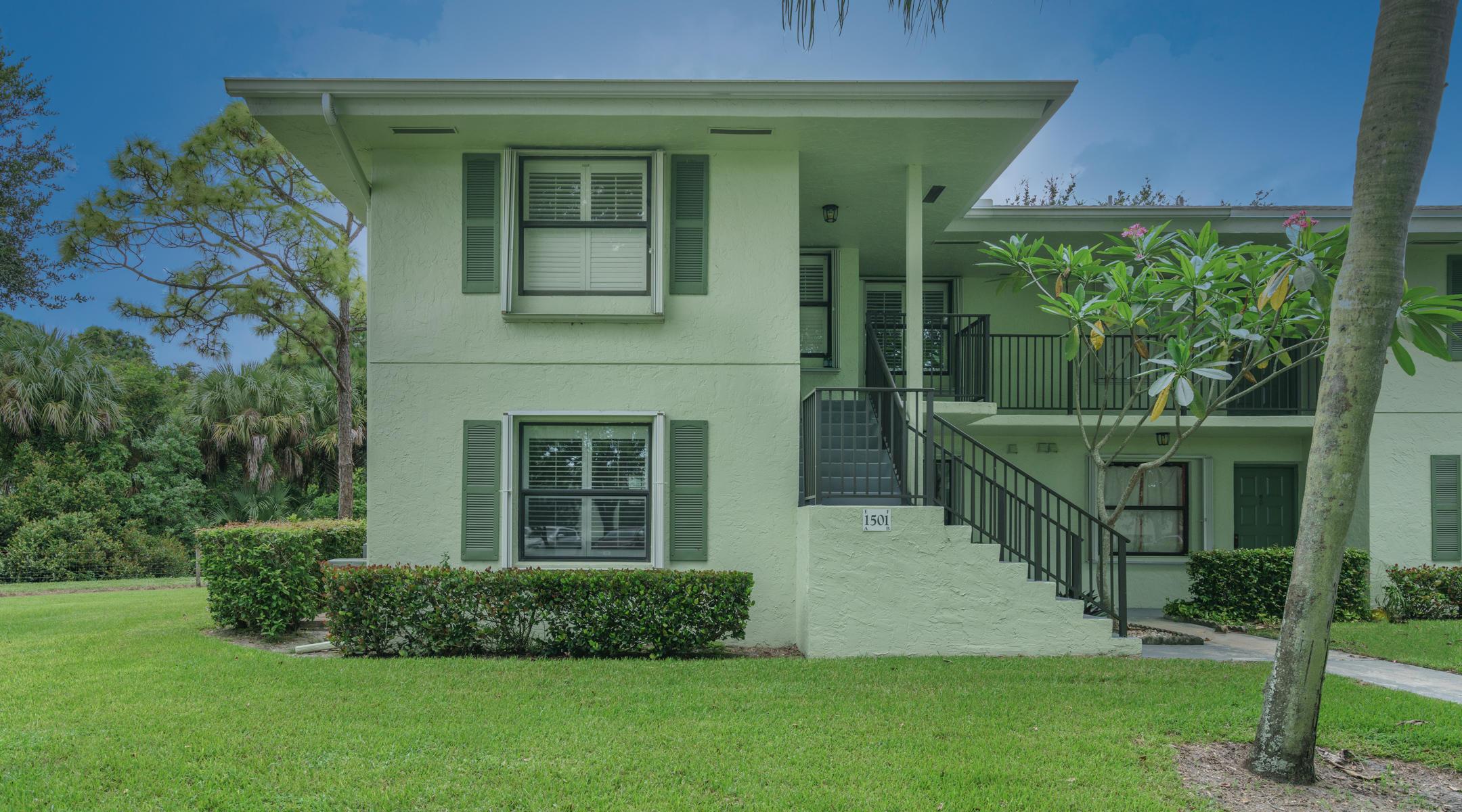 1501 Sabal Ridge Circle A Palm Beach Gardens, FL 33418