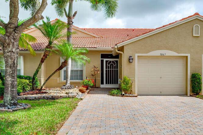 5067 Palazzo Place Boynton Beach, FL 33437