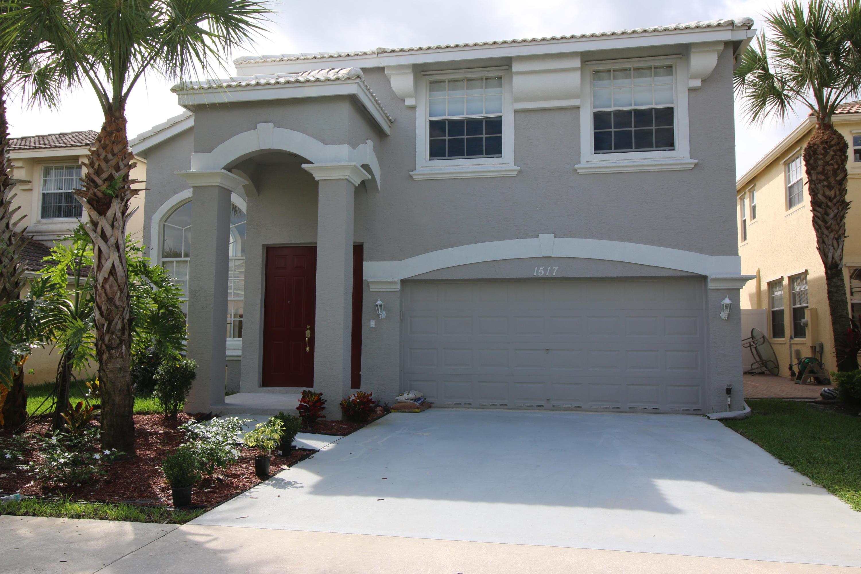 1517 Running Oak Lane Royal Palm Beach, FL 33411