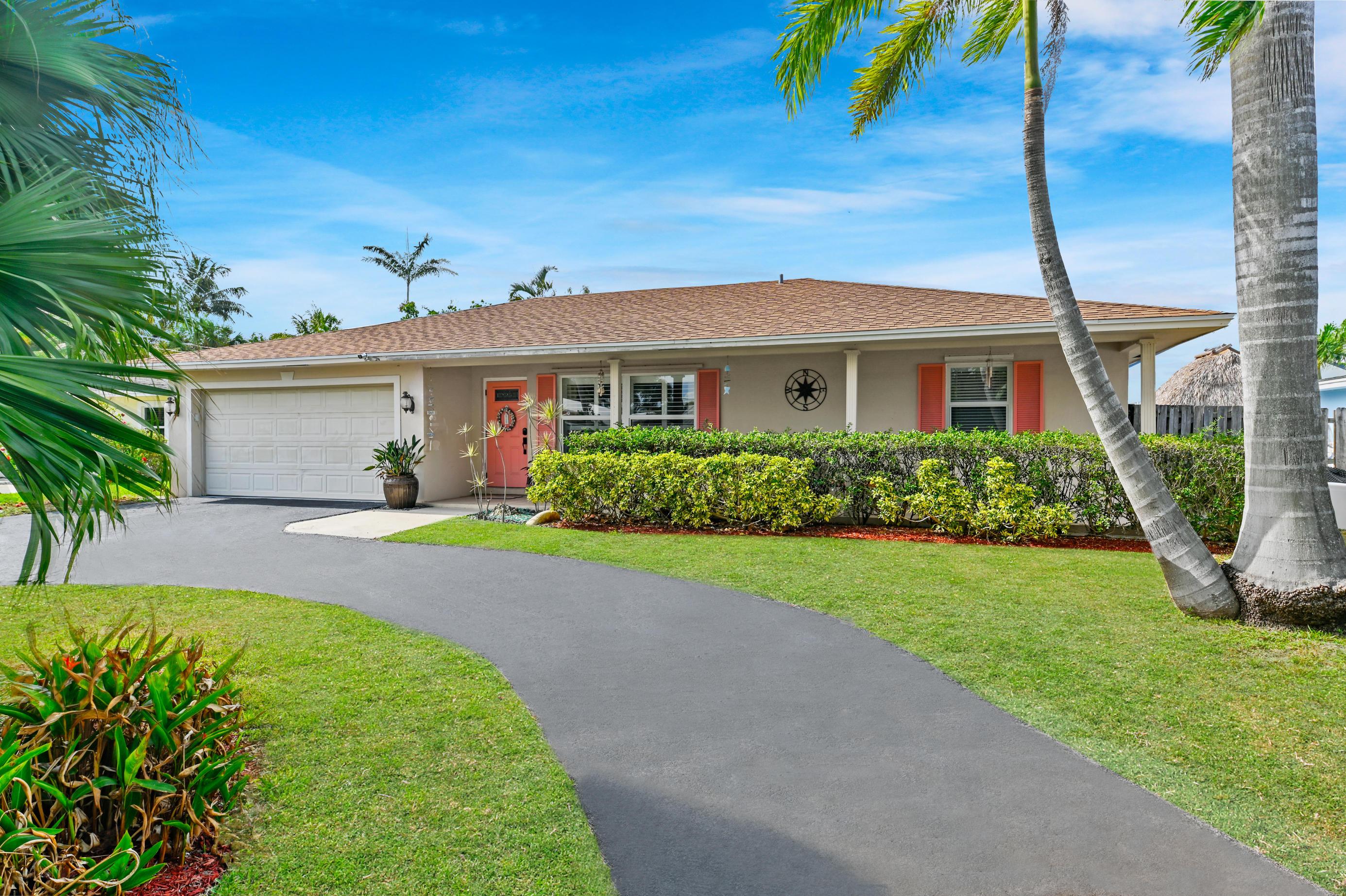 Home for sale in COQUINA COVE Boynton Beach Florida