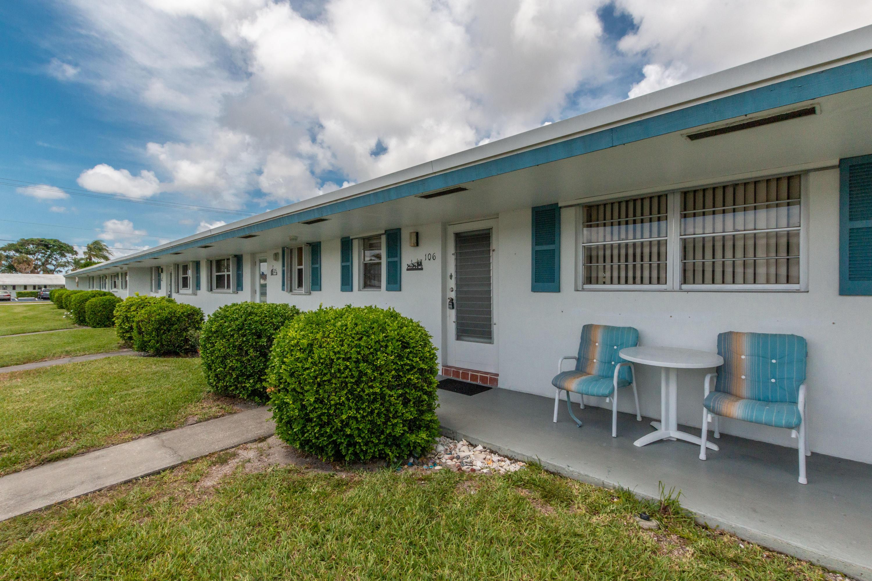 1119  Lake Terrace 106 For Sale 10720940, FL