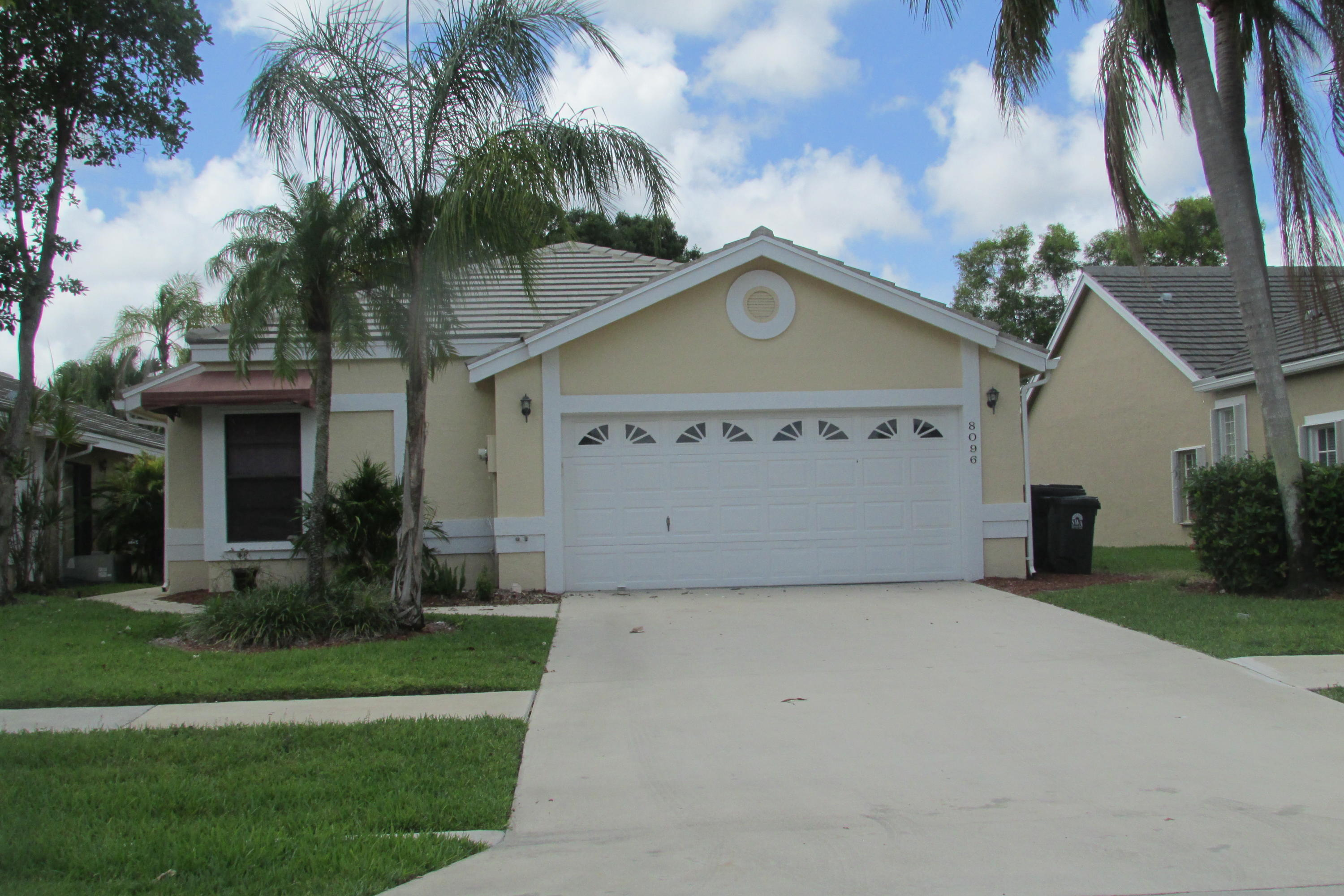 Home for sale in FAIRFIELDS LACUNA/ Atlantic National Lake Worth Florida