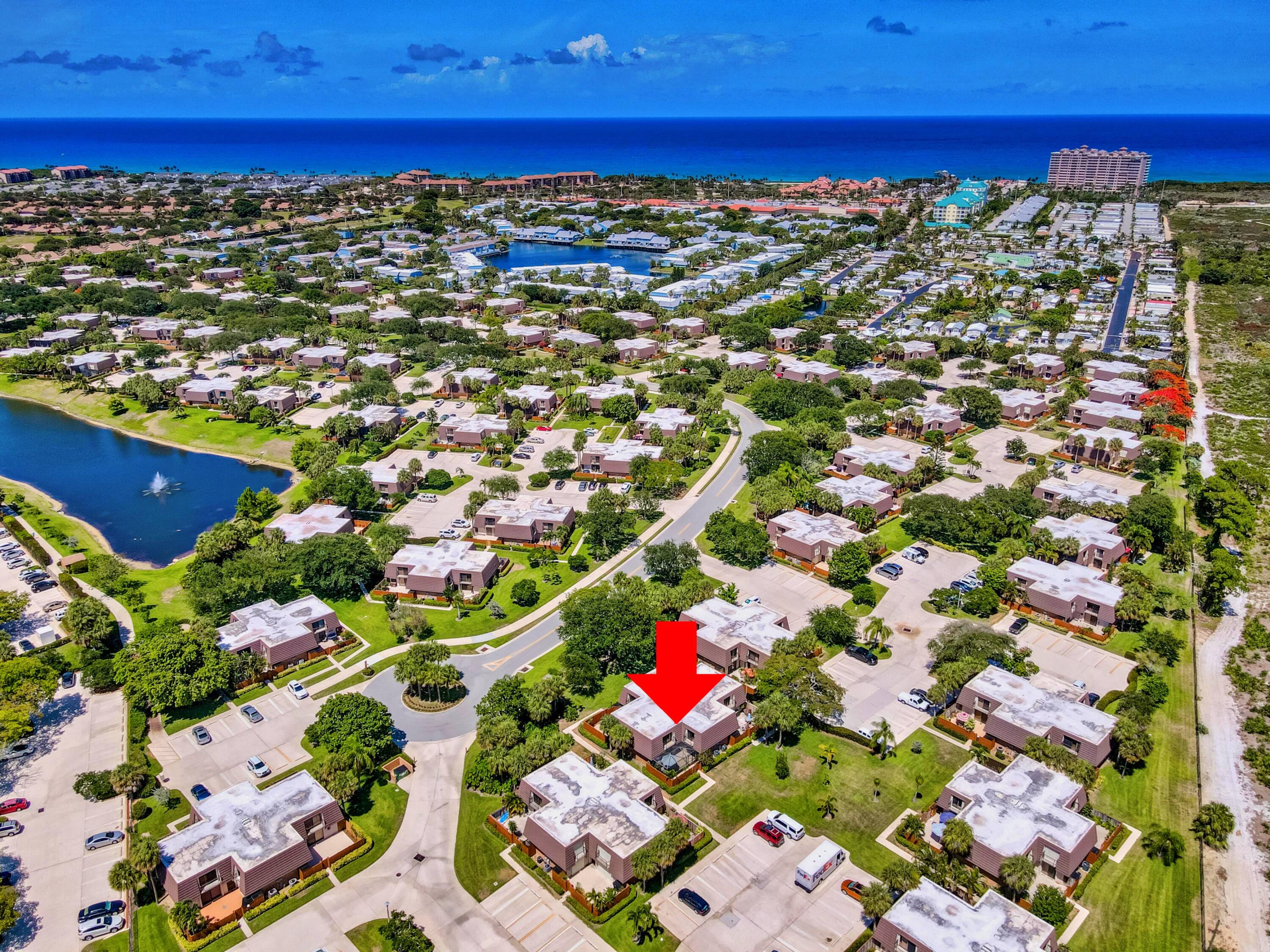 Home for sale in LAKES AT THE BLUFFS Jupiter Florida
