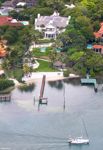 Home for sale in Intracoastal Tequesta Florida