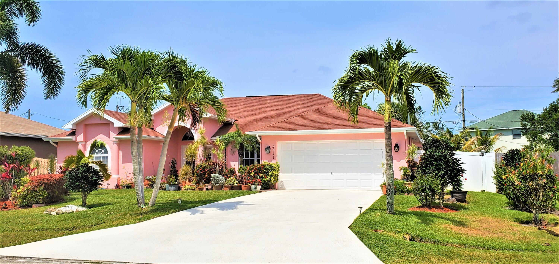 3941 SW Kabane Street Port Saint Lucie, FL 34953