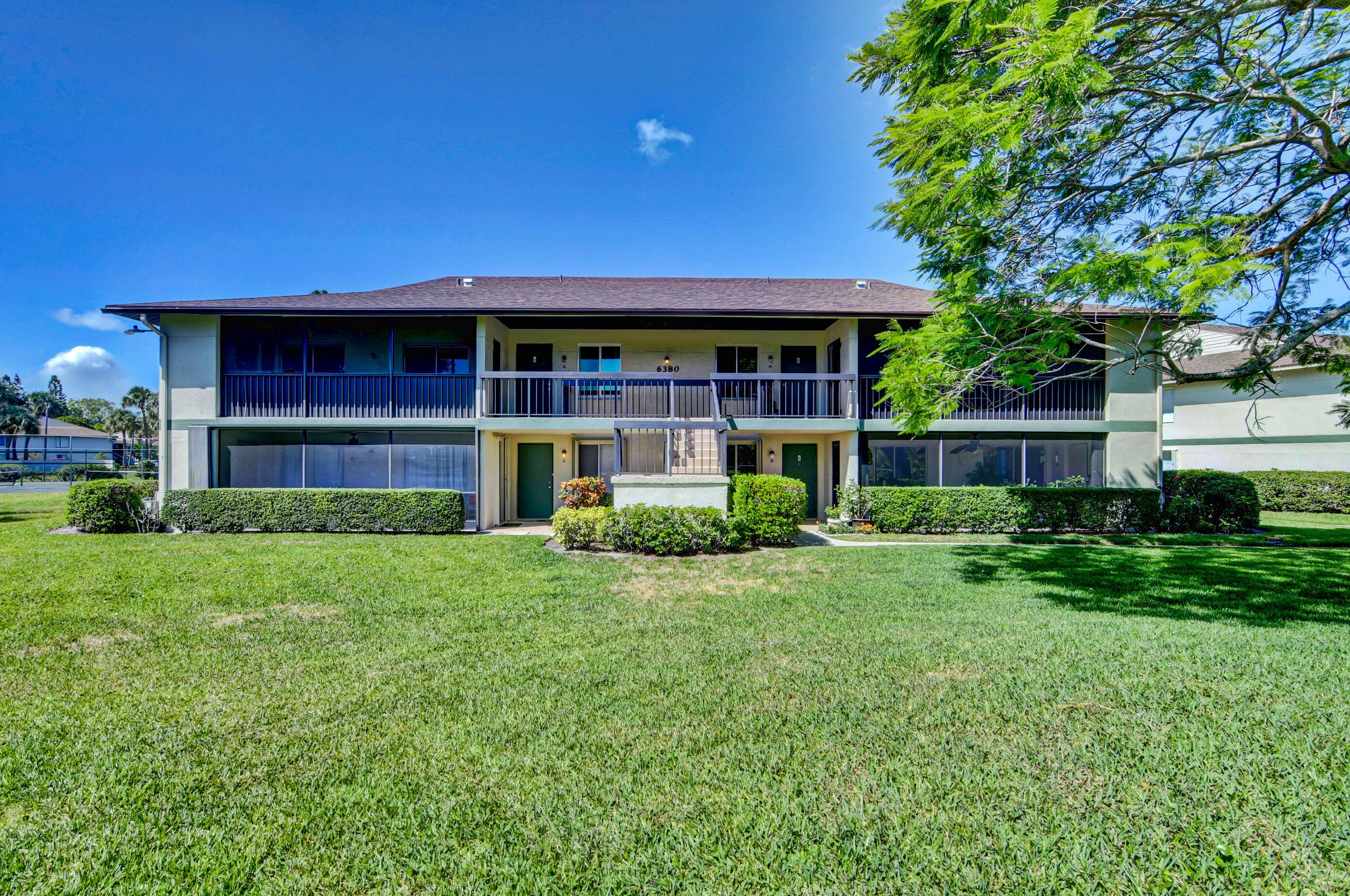 6380 Chasewood Drive H Jupiter, FL 33458
