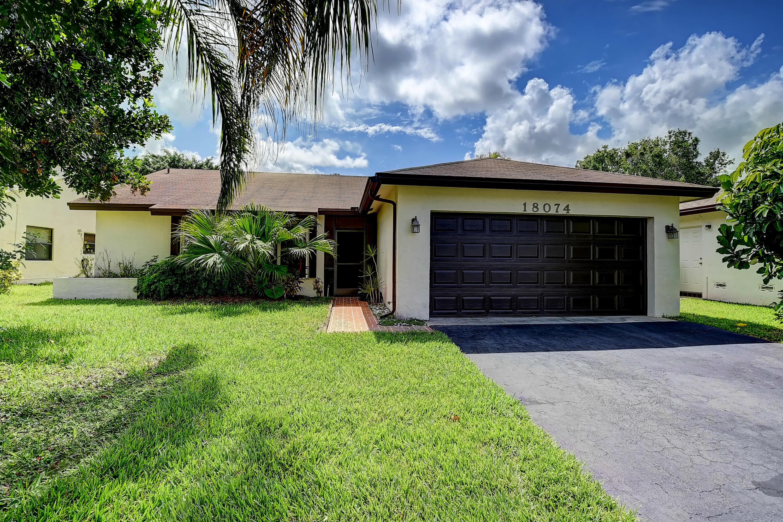 18074 105th Avenue Boca Raton, FL 33498