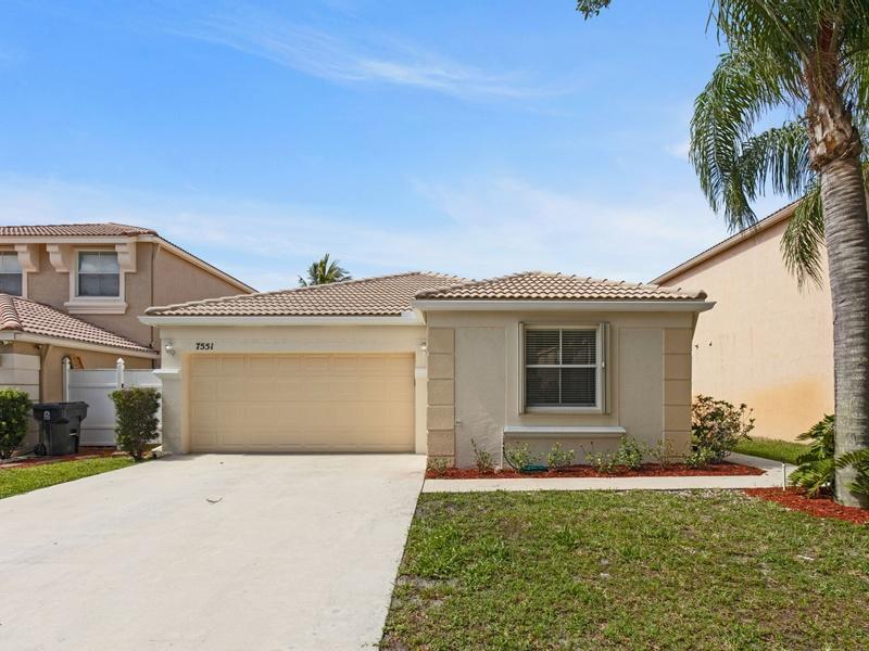 Home for sale in Smith Farms Hampton Creek Lake Worth Florida