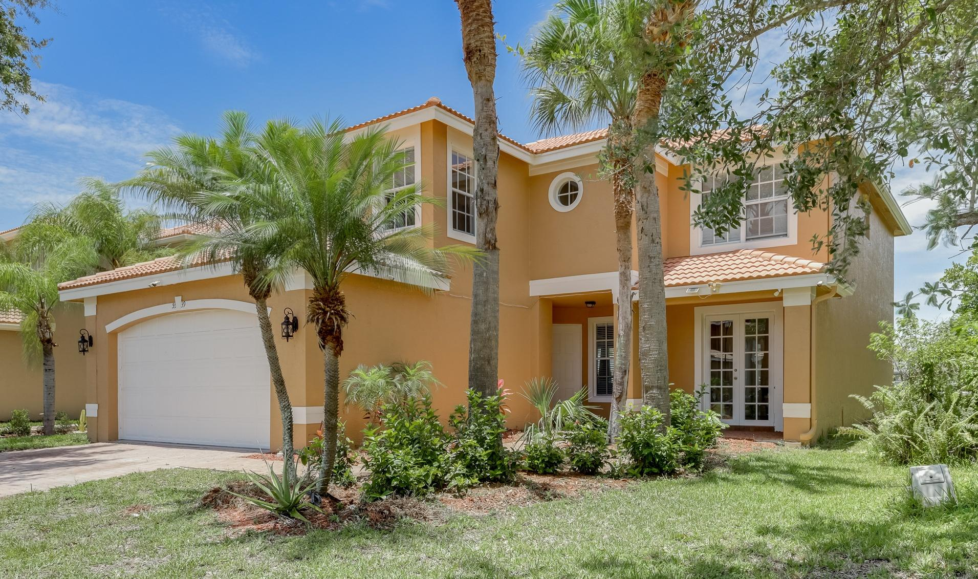 Home for sale in Nautica Isles West Greenacres Florida