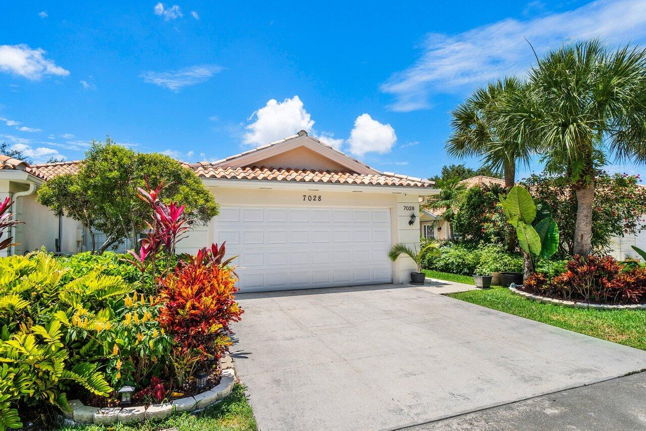 7028 Grassy Bay Drive West Palm Beach, FL 33411