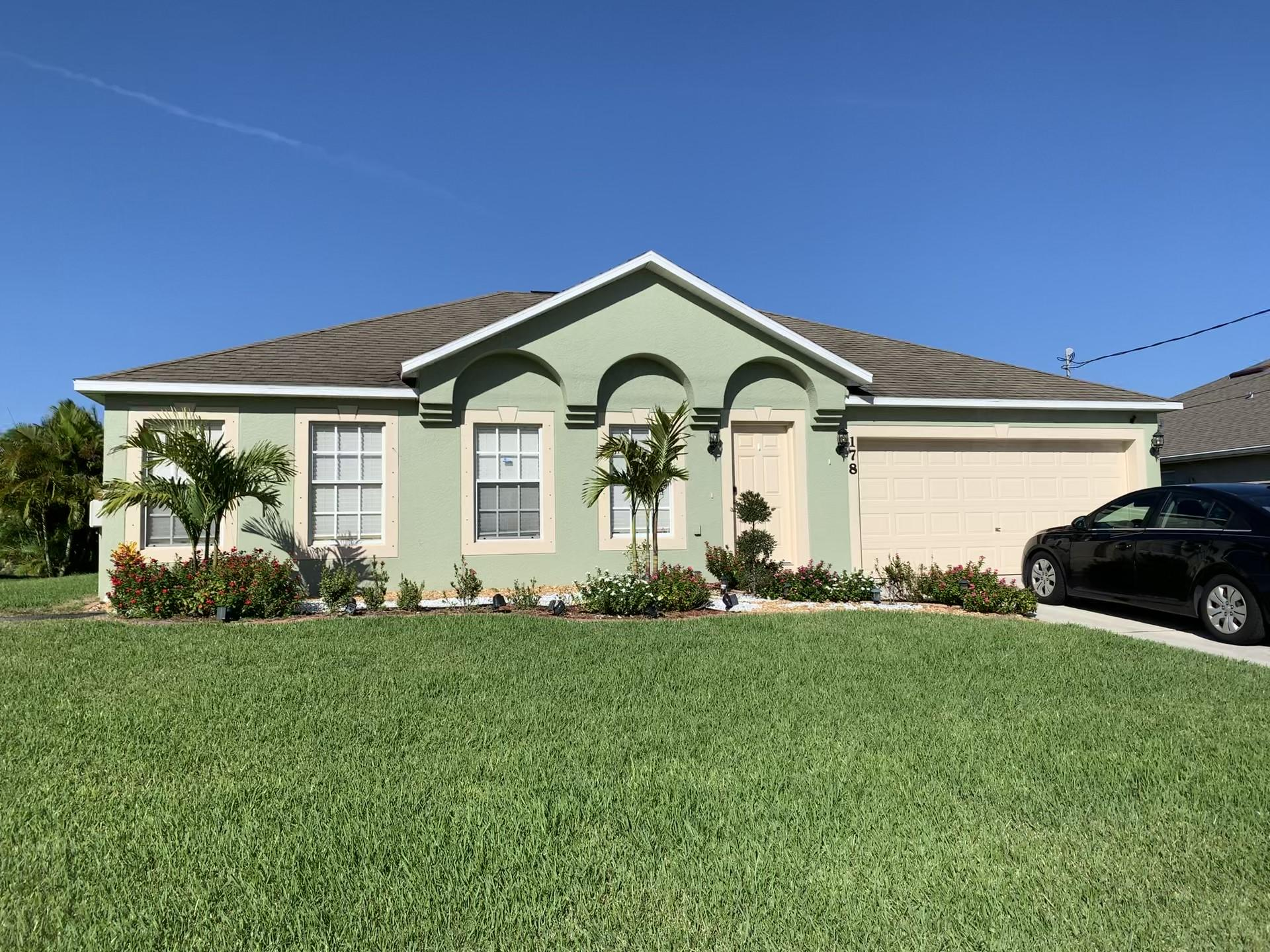 Listing Details for 178 Wakefield Circle Sw, Port Saint Lucie, FL 34953
